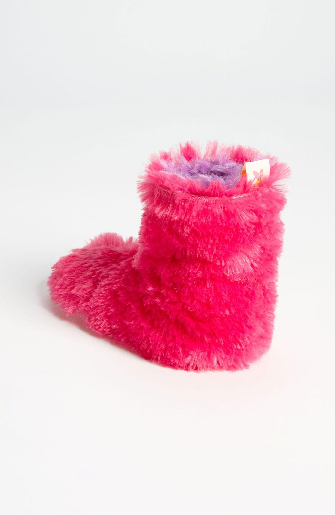 Alternate Image 2  - Olivia Miller Fuzzy Bootie (Toddler & Little Kid)