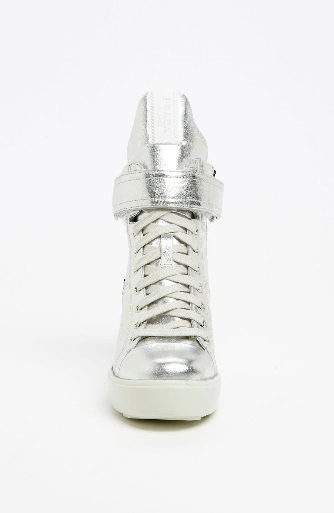 Alternate Image 3  - Prada Wedge Sneaker