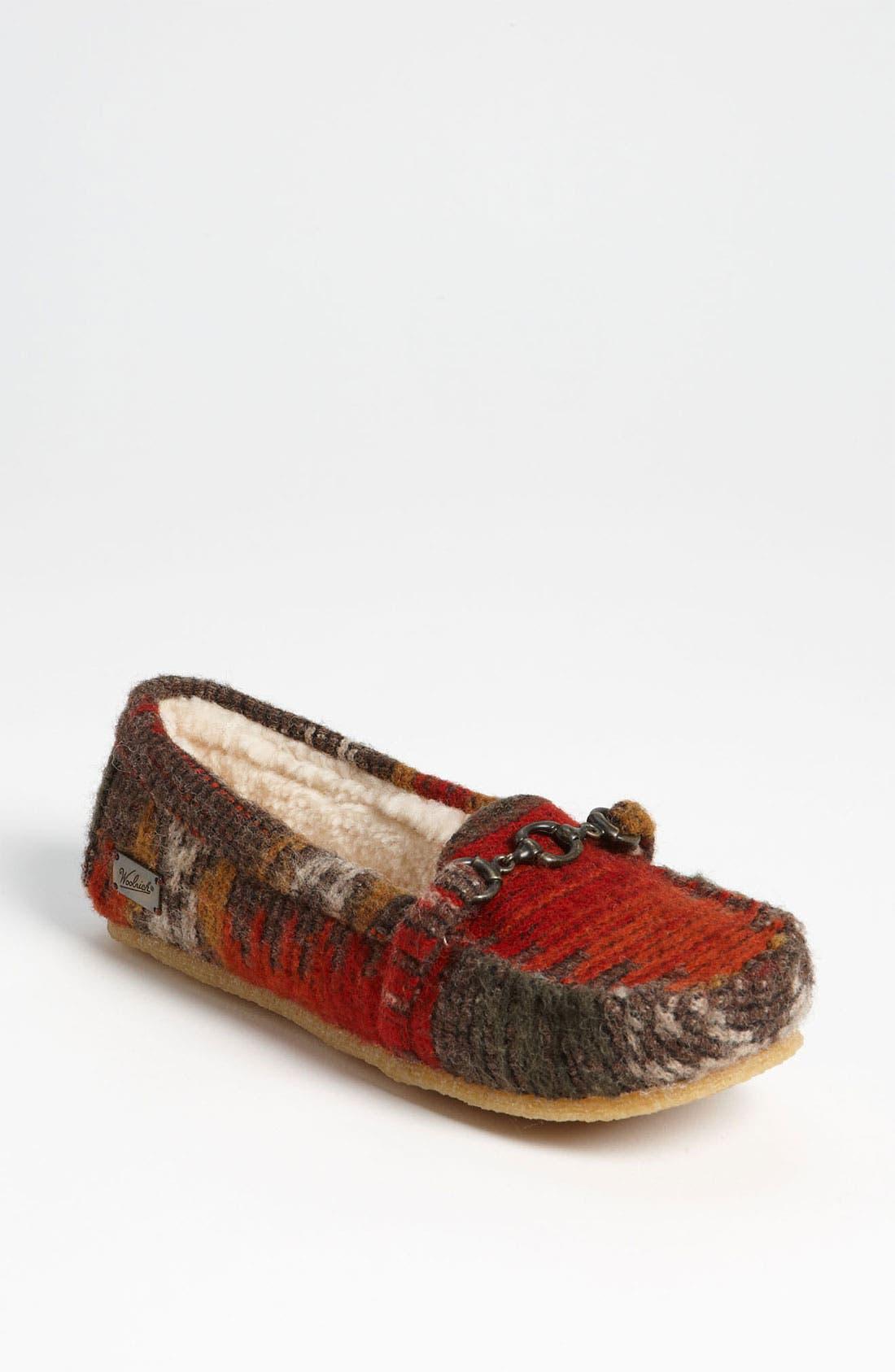 Alternate Image 1 Selected - Woolrich 'Jacy' Slipper