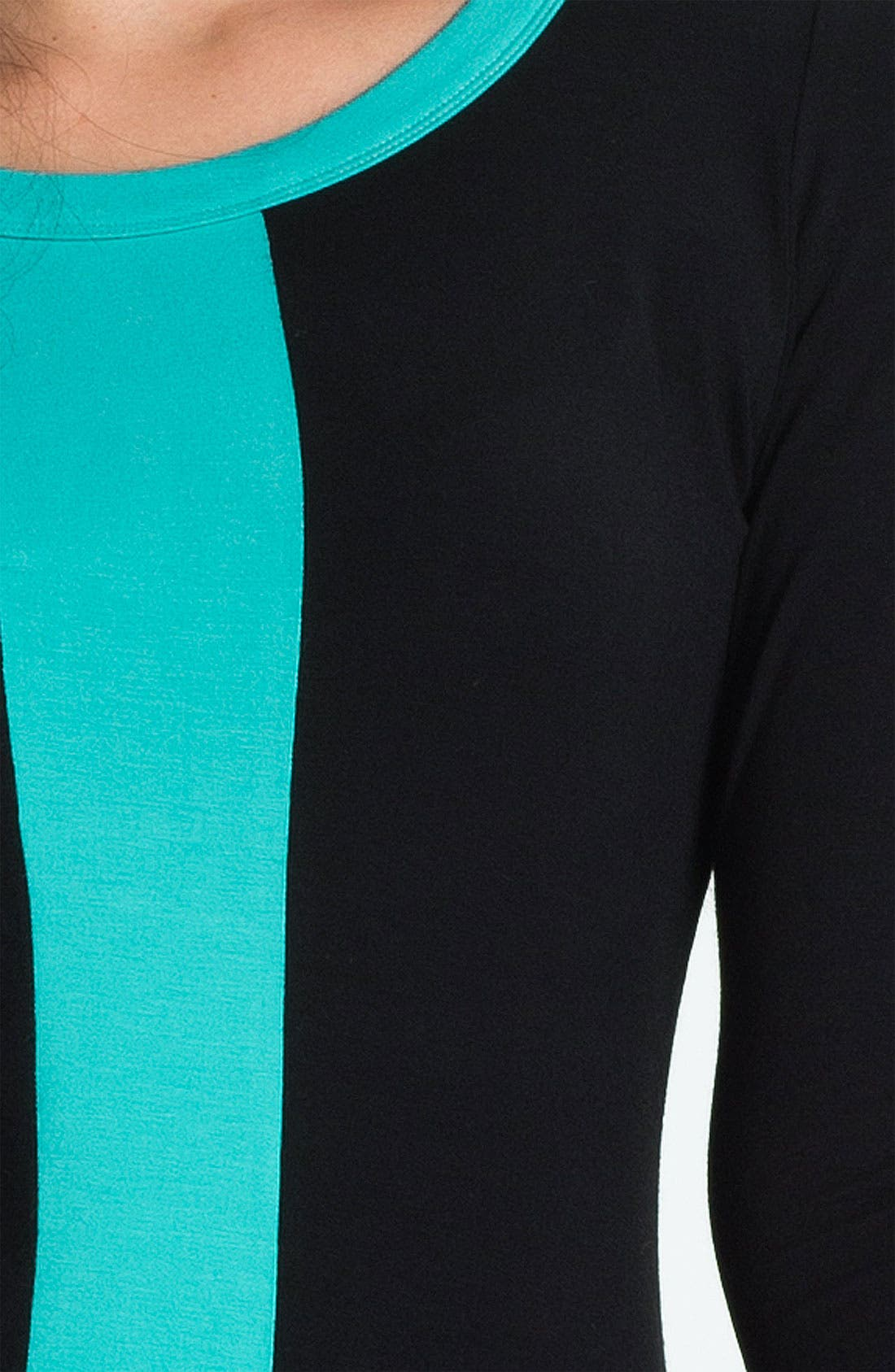 Alternate Image 3  - Karen Kane Colorblock Dress