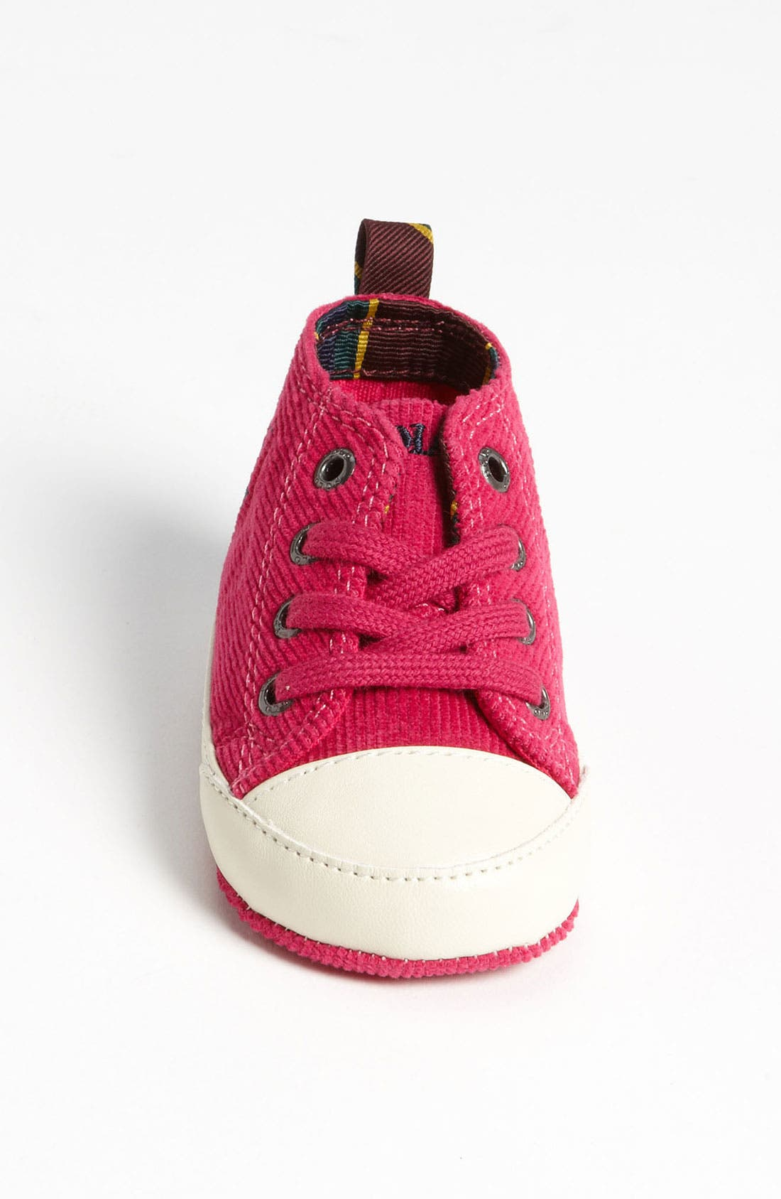 Alternate Image 3  - Ralph Lauren Layette Crib Shoe (Baby)
