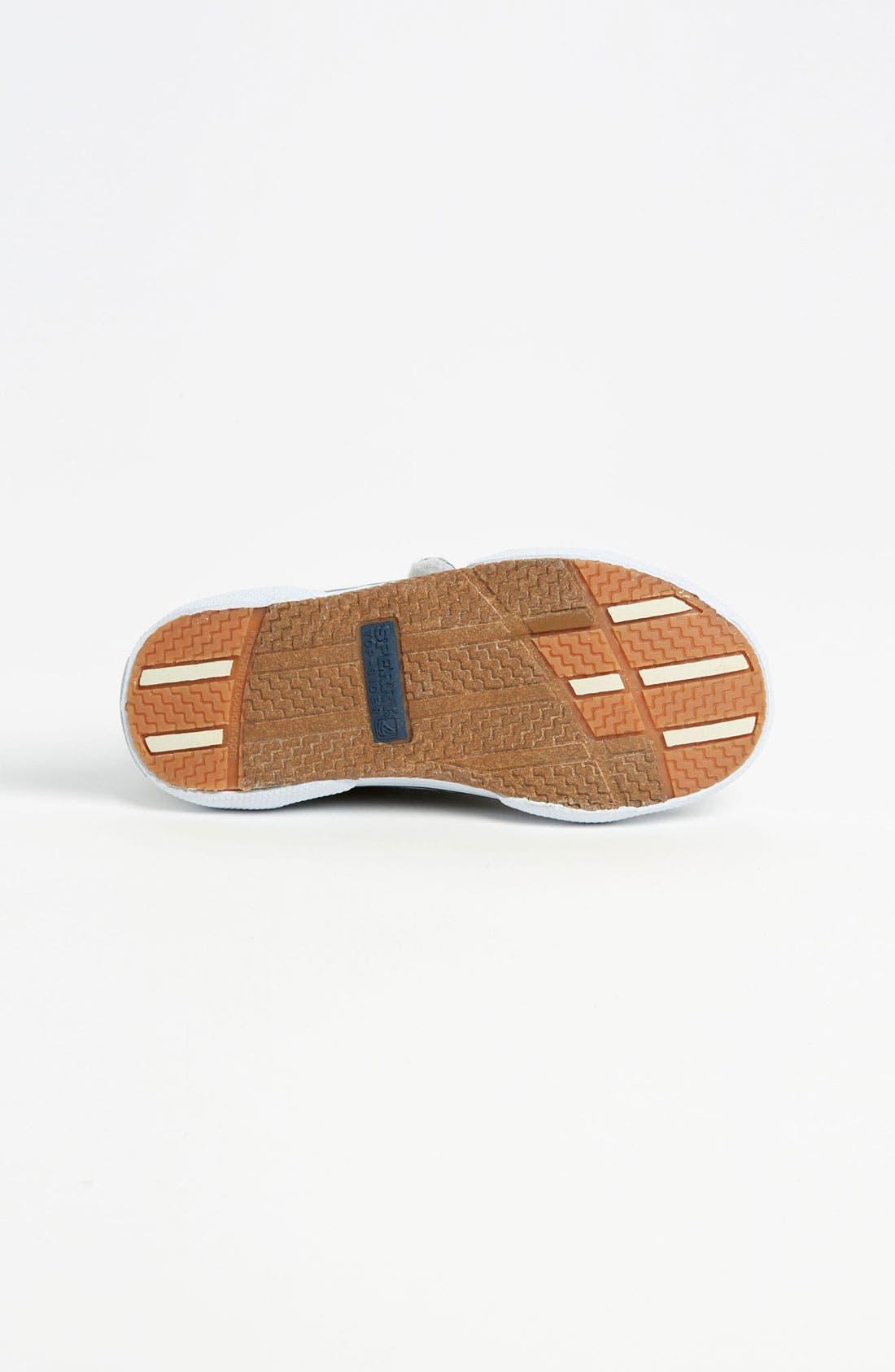 Alternate Image 4  - Sperry Top-Sider® Kids 'Halyard' Sneaker (Walker & Toddler)