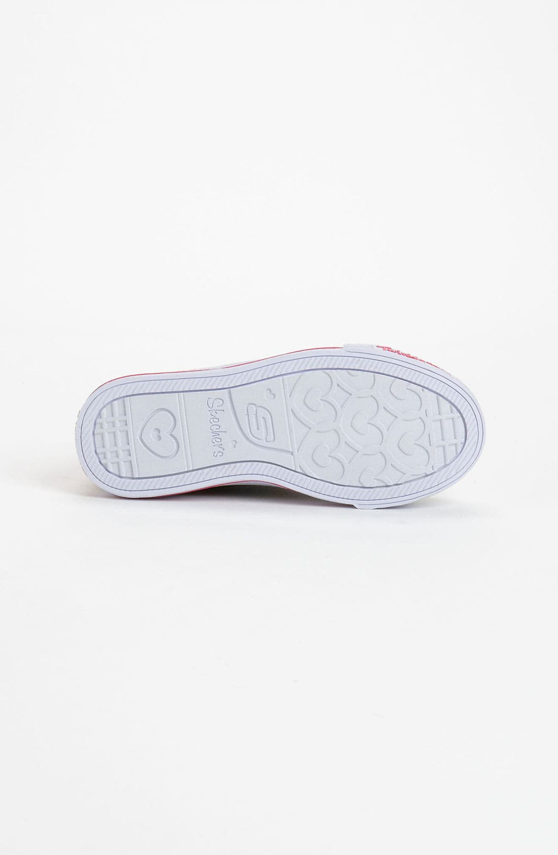 Alternate Image 4  - SKECHERS 'Shuffles - Baby Luv' Sneaker (Toddler & Little Kid)