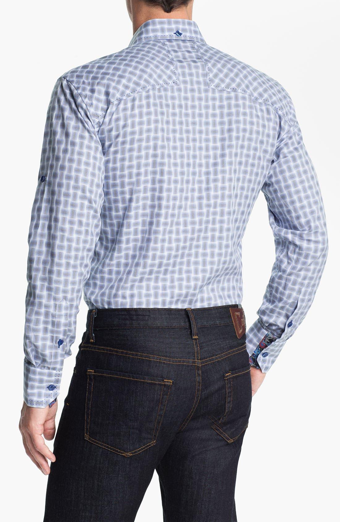 Alternate Image 2  - Bogosse 'G David 83' Trim Fit Sport Shirt