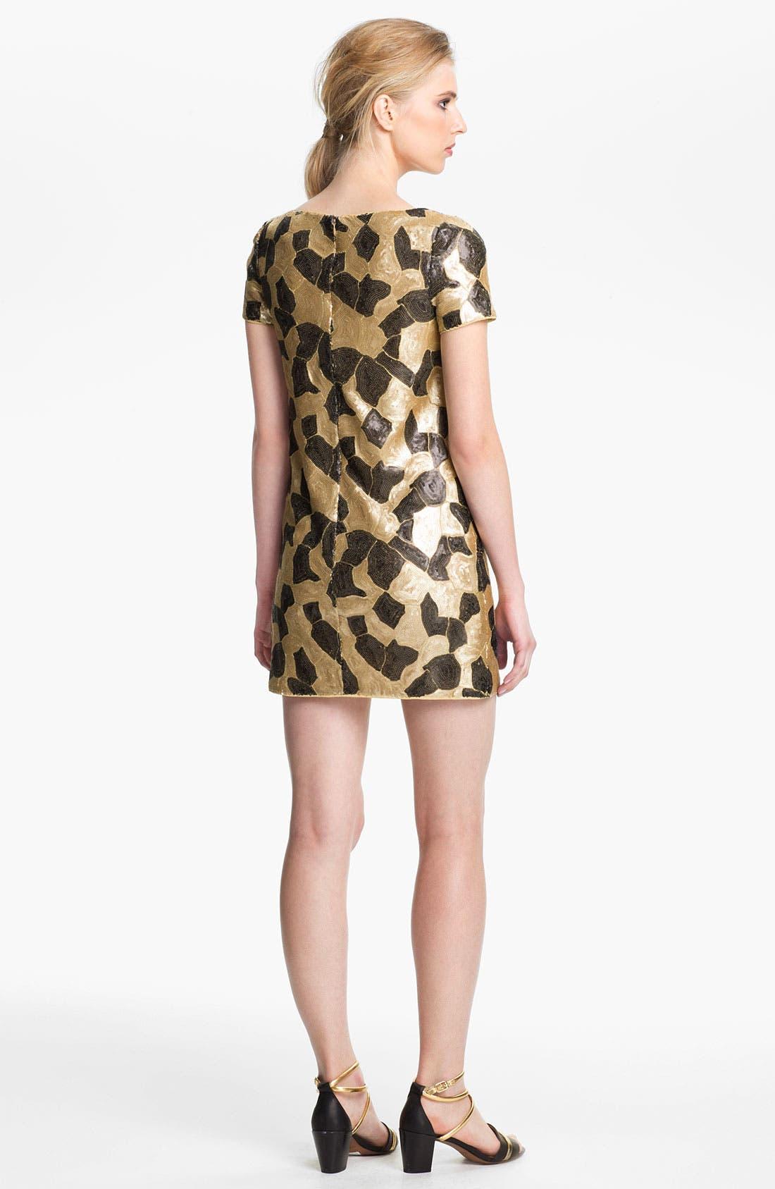 Alternate Image 2  - Rachel Zoe 'Jannis' Sequin Dress