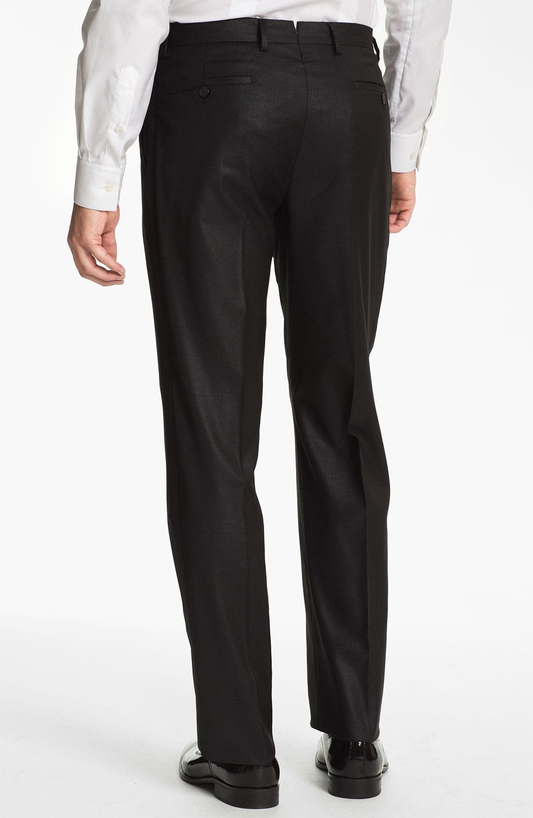 Alternate Image 6  - Versace Collection City Fit Tuxedo (Online Only)