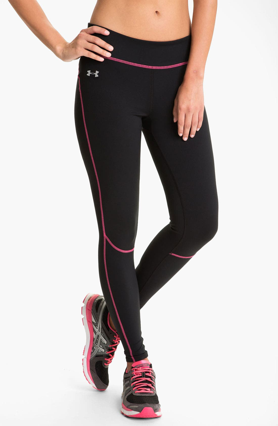 Alternate Image 1 Selected - Under Armour AllSeasonGear Tights