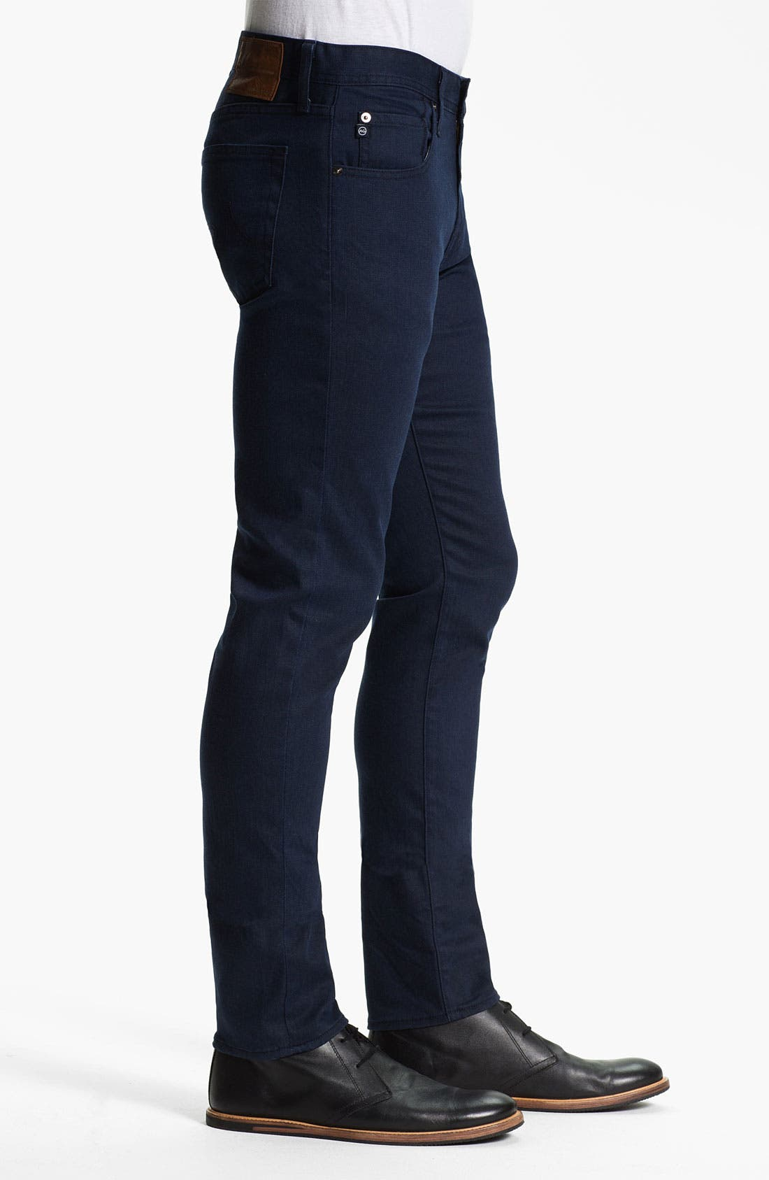Alternate Image 3  - AG 'Dylan' Skinny Fit Jeans (Perry) (Online Only)