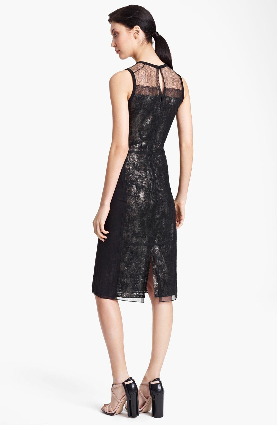Alternate Image 2  - Reed Krakoff Mélange Dress