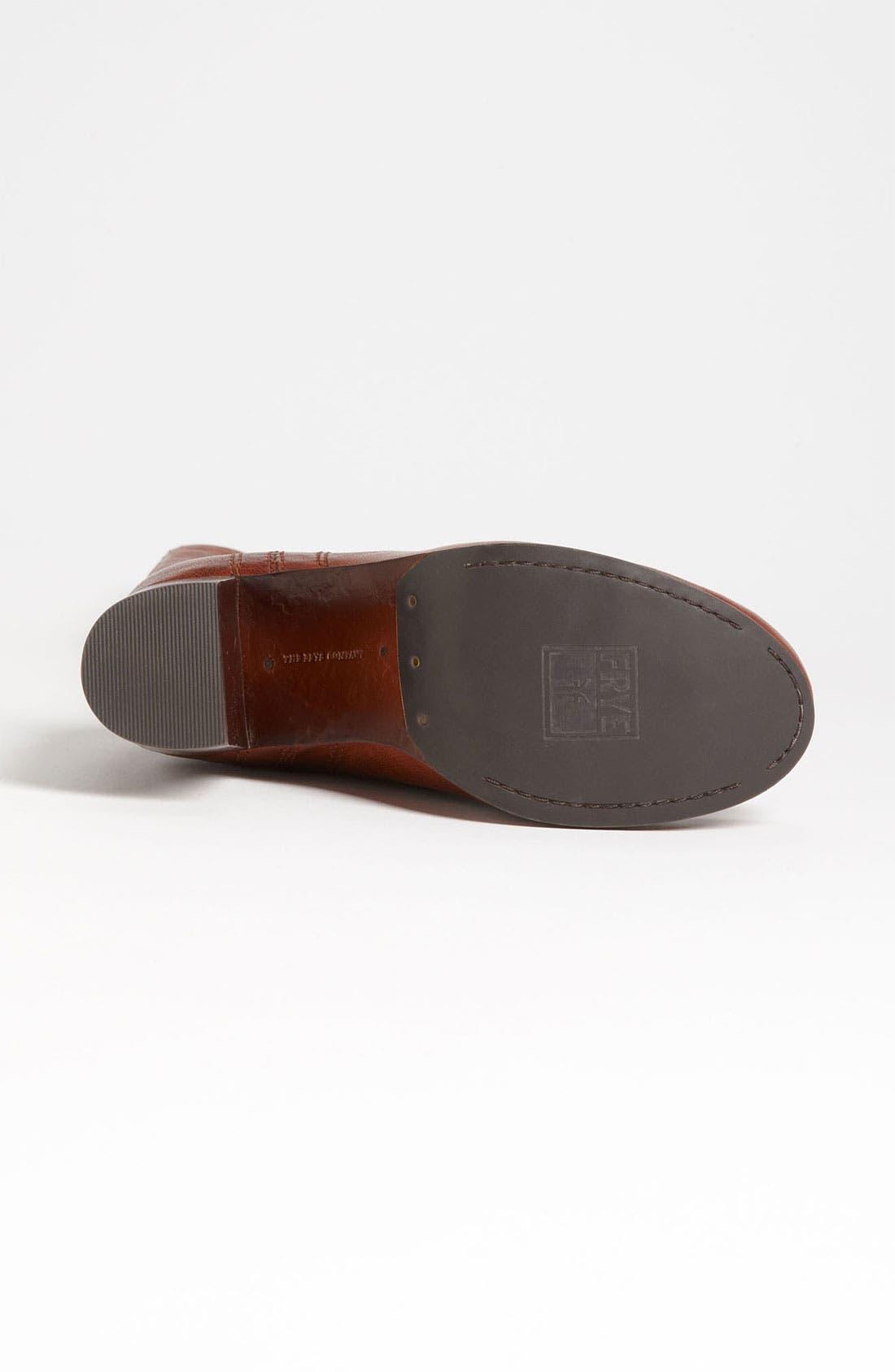Alternate Image 4  - Frye 'Carson Heel Tab' Boot