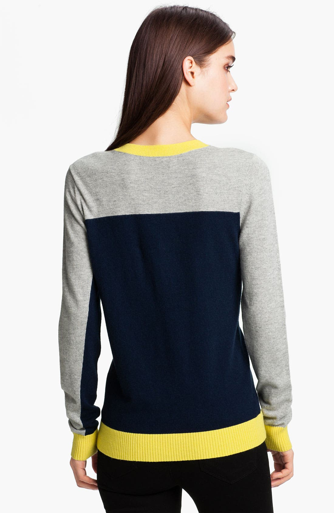 Alternate Image 2  - Joie 'Emani' Colorblock Sweater