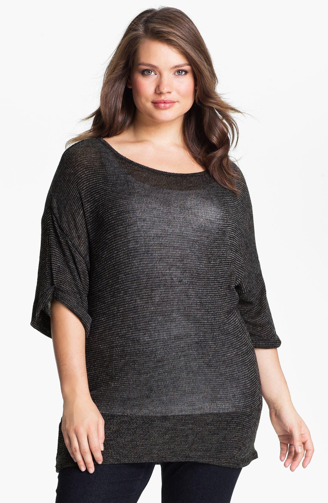 Alternate Image 1 Selected - Nation LTD 'Helena' Sweater (Plus)