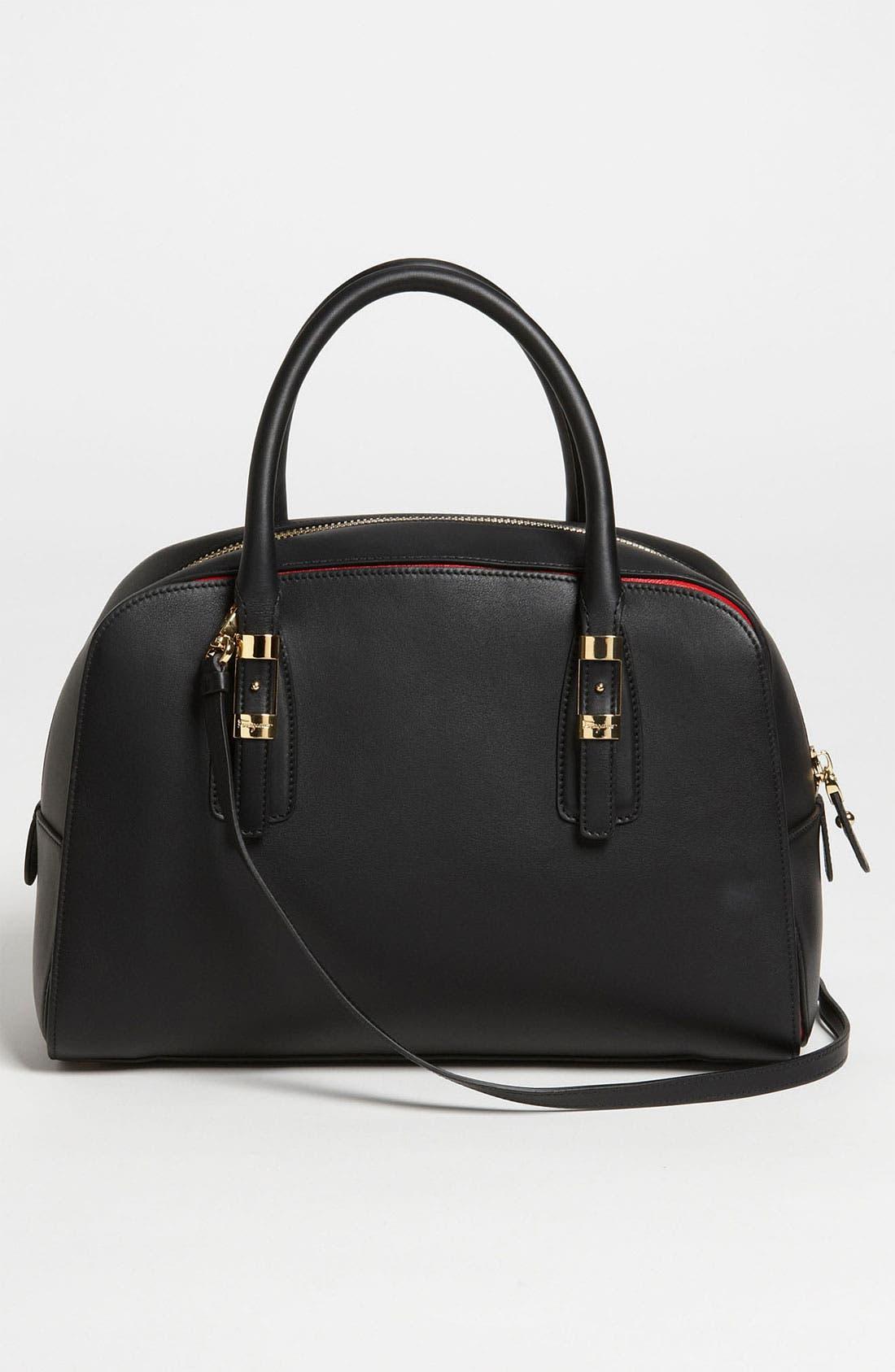 Alternate Image 4  - Salvatore Ferragamo 'Emmy - Small' Leather Crossbody Bag