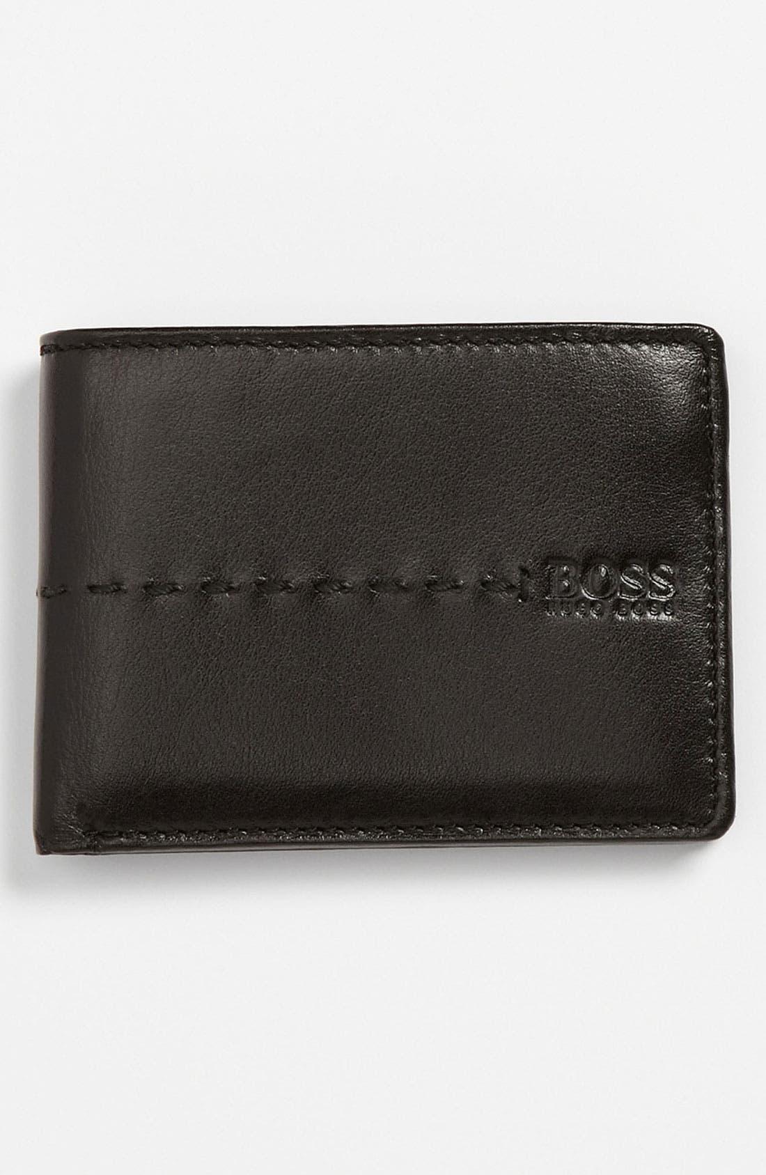 Alternate Image 2  - BOSS HUGO BOSS 'Kishimo' Wallet