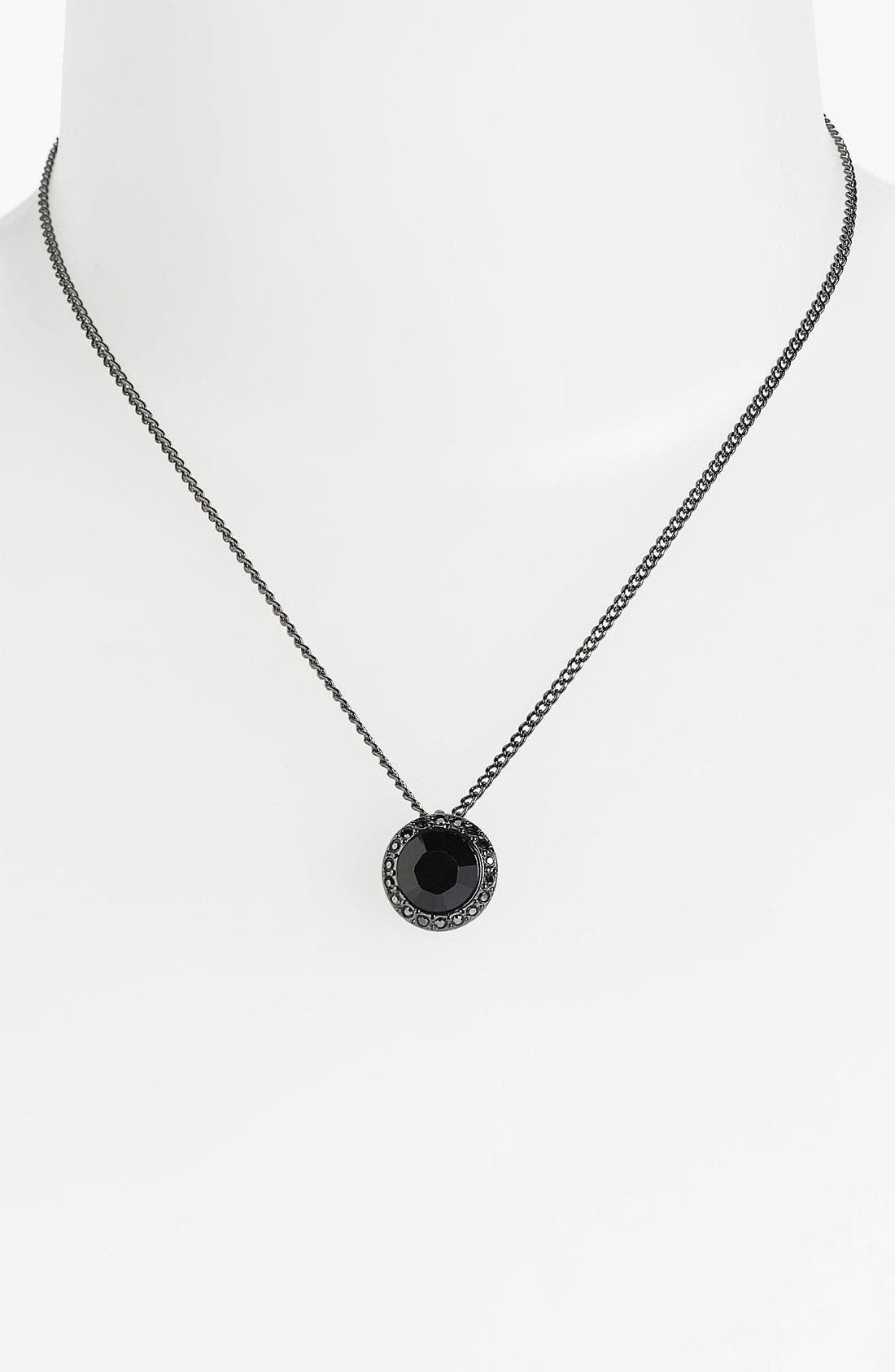 Alternate Image 1 Selected - Givenchy Pendant Necklace