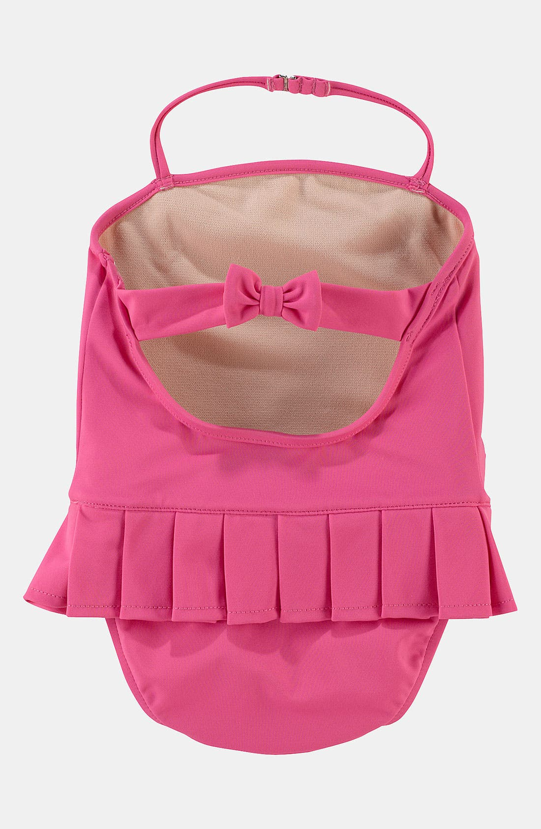 Alternate Image 2  - Ralph Lauren One Piece Swimsuit (Infant)