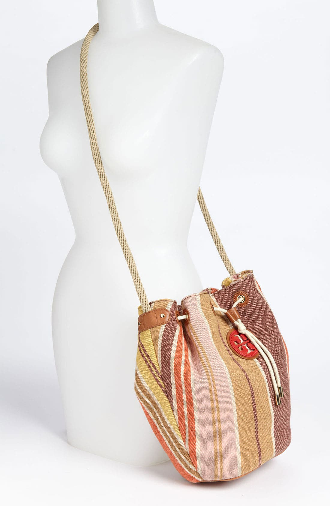 Alternate Image 2  - Tory Burch 'Baja' Drawstring Crossbody Bag