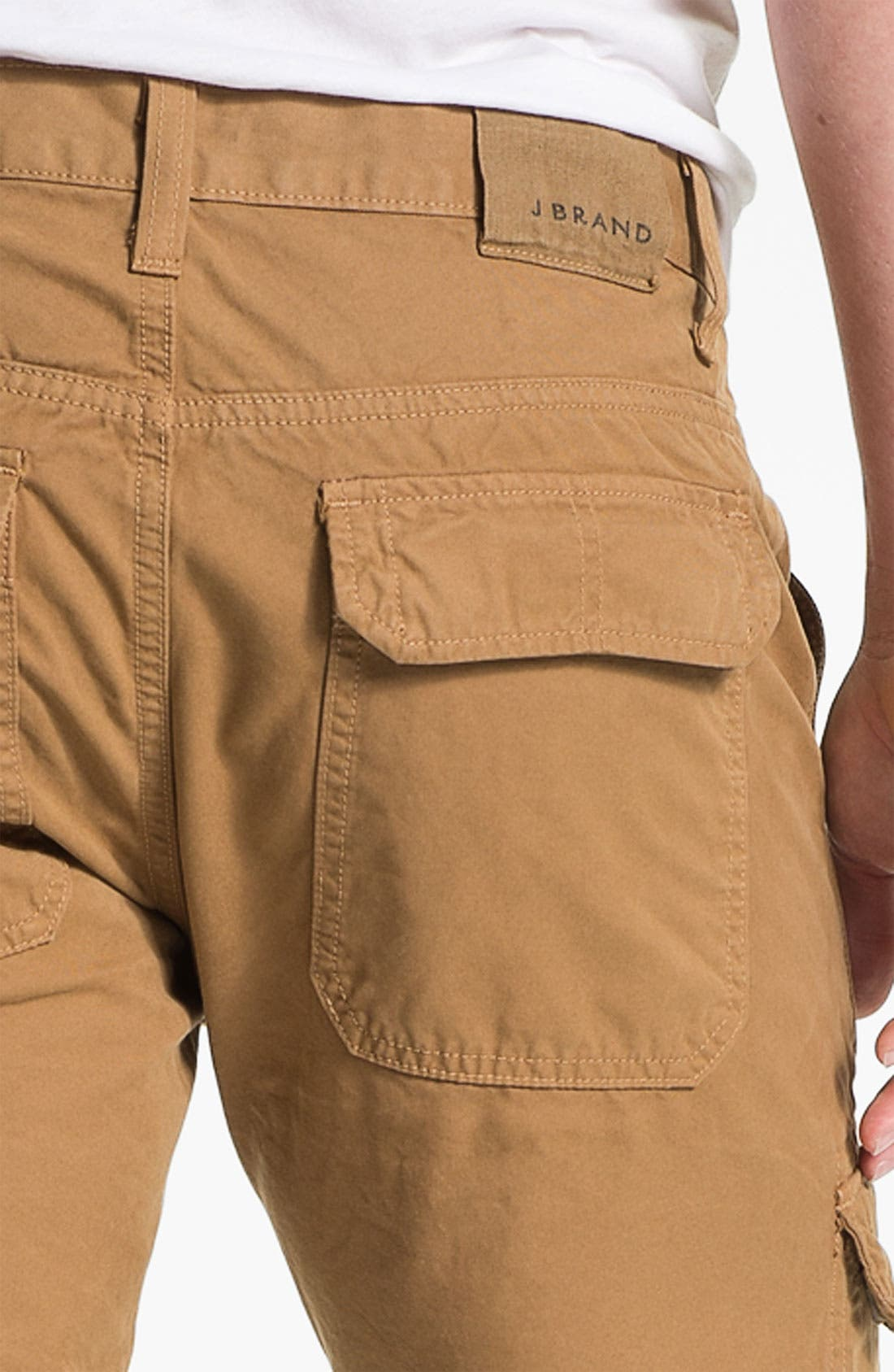 Alternate Image 3  - J Brand 'Kane' Slim Straight Leg Cargo Pants (Online Exclusive)