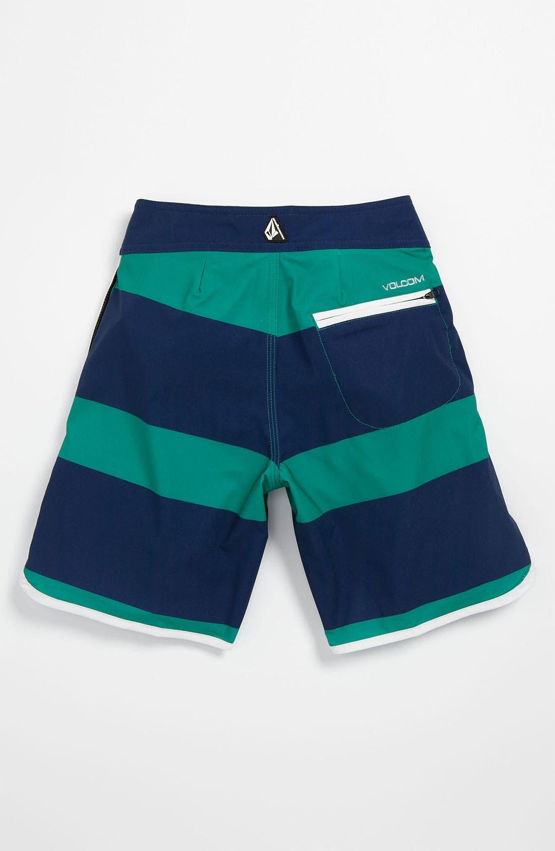 Alternate Image 2  - Volcom 'Scallop' Board Shorts (Big Boys)