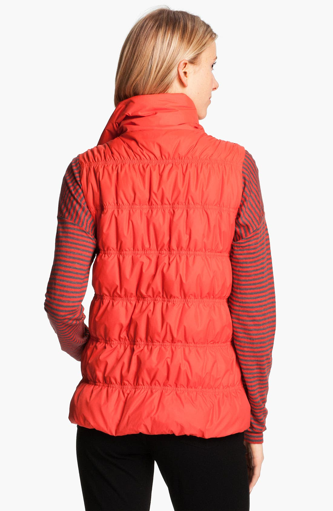 Alternate Image 2  - Eileen Fisher Weather Resistant Down Vest