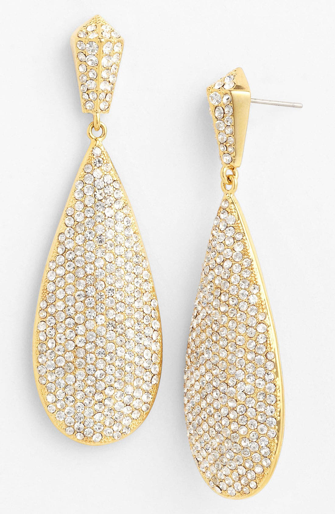 Alternate Image 1 Selected - Vince Camuto Teardrop Earrings