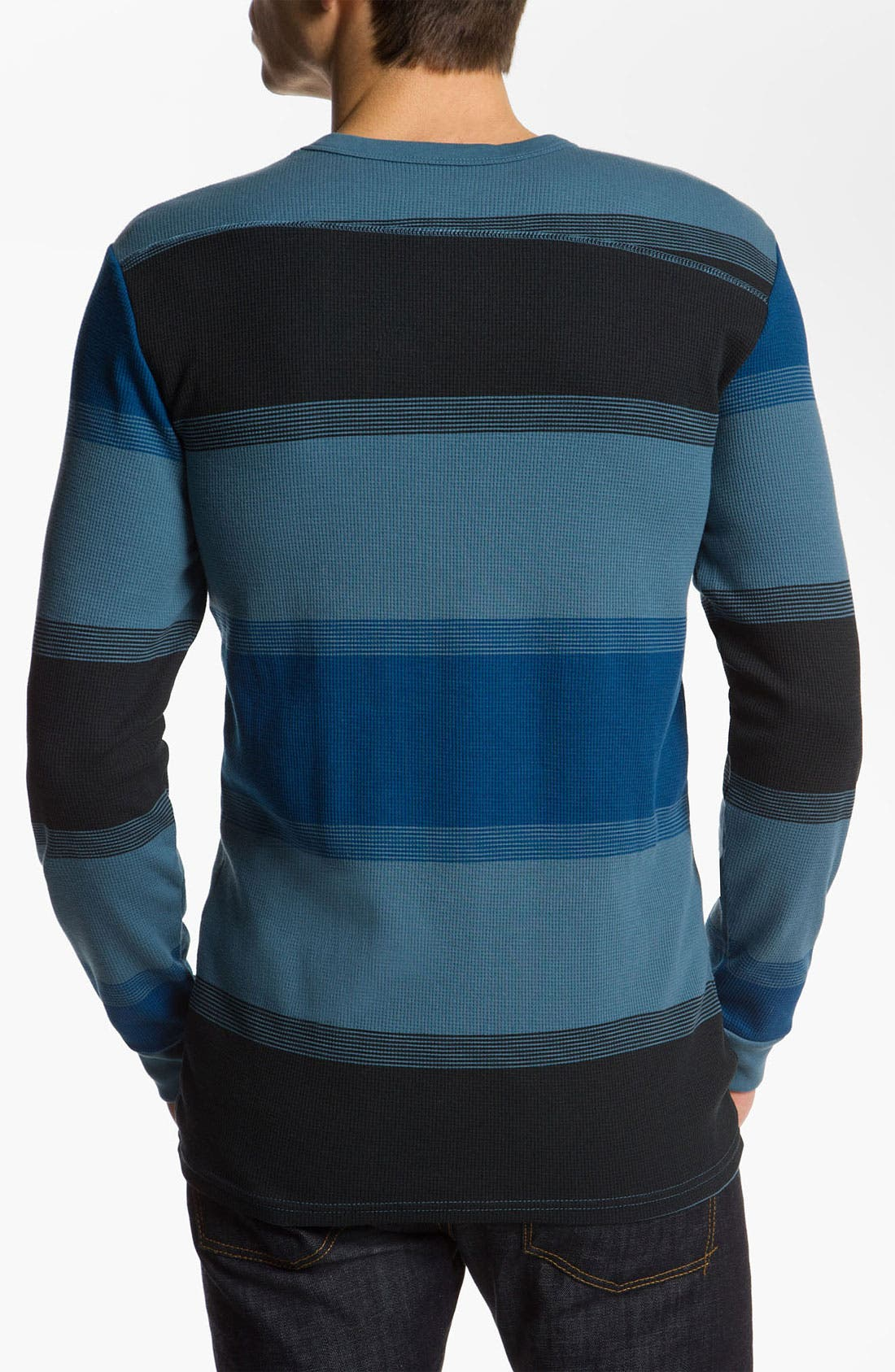 Alternate Image 2  - Volcom 'Rail Way' Long Sleeve Thermal T-Shirt