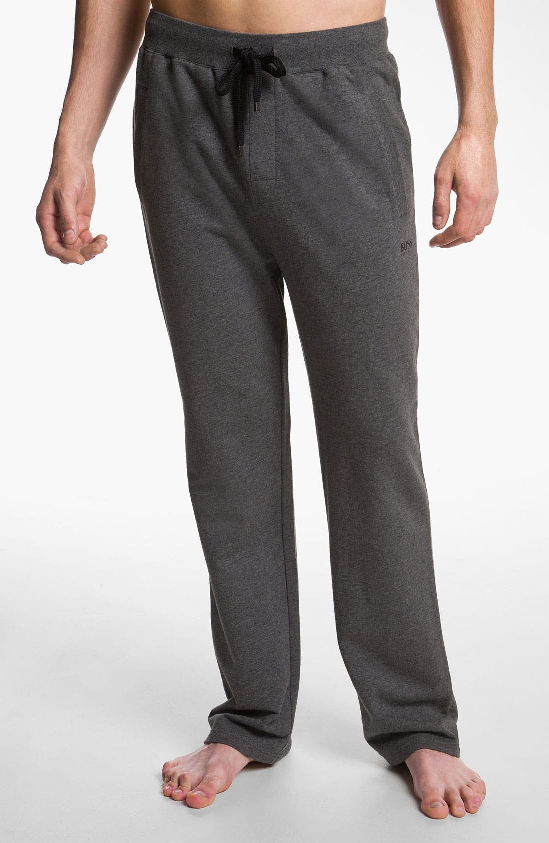 Alternate Image 1 Selected - BOSS Black Lounge Pants (Online Only)