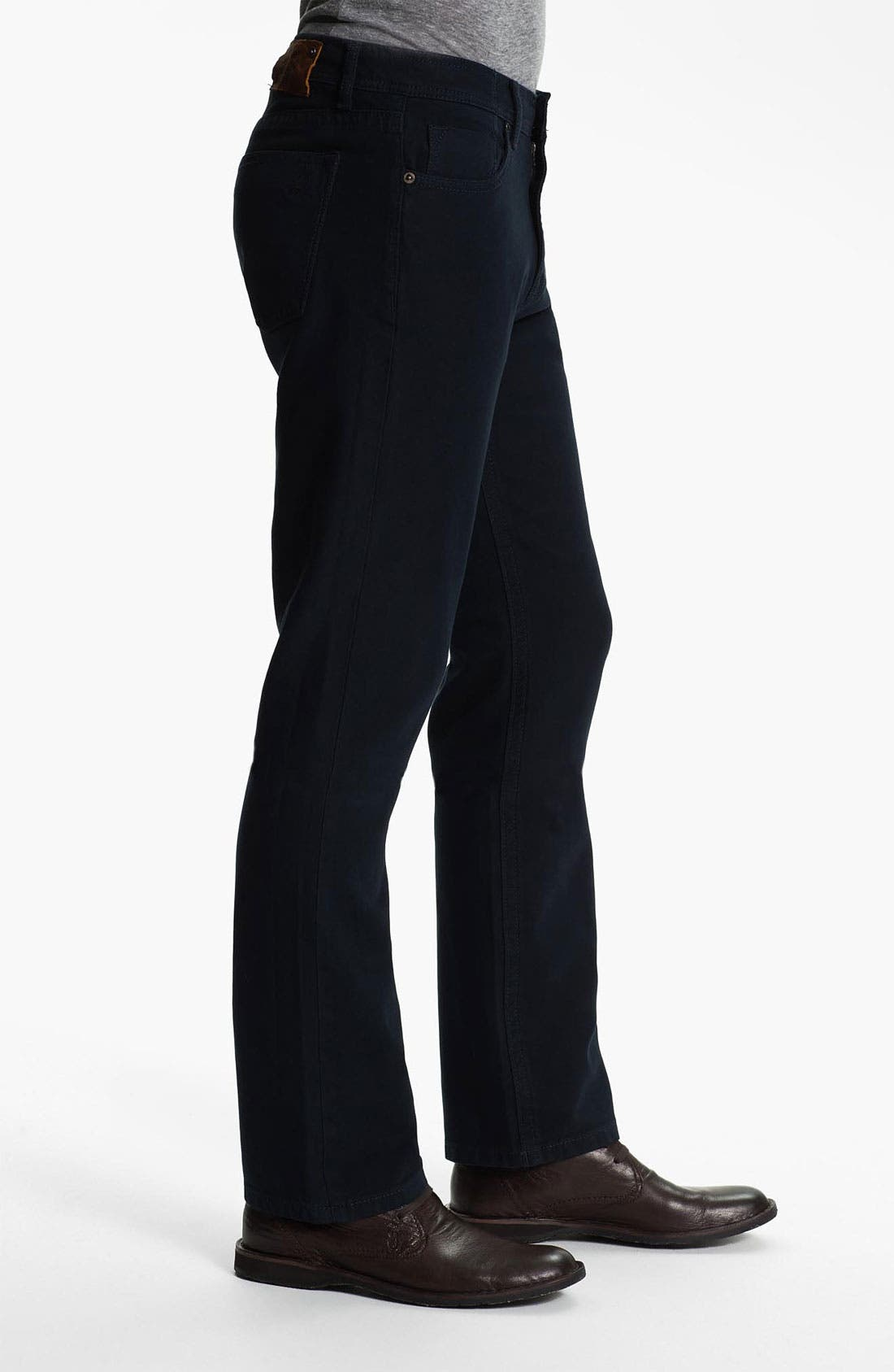 Alternate Image 3  - DL1961 'Vince' Straight Leg Jeans (Storm)