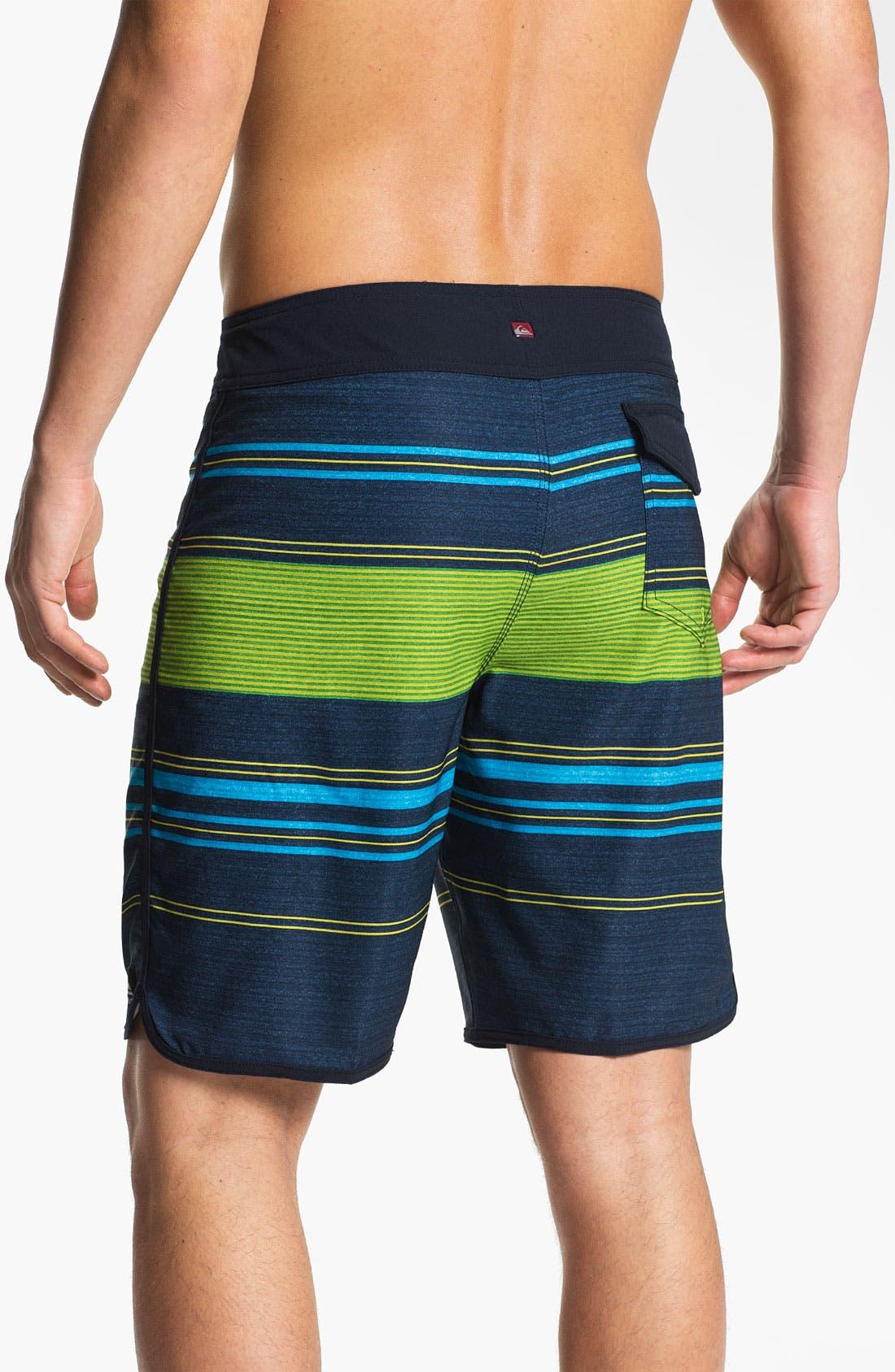 Alternate Image 2  - Quiksilver 'Split It' Board Shorts
