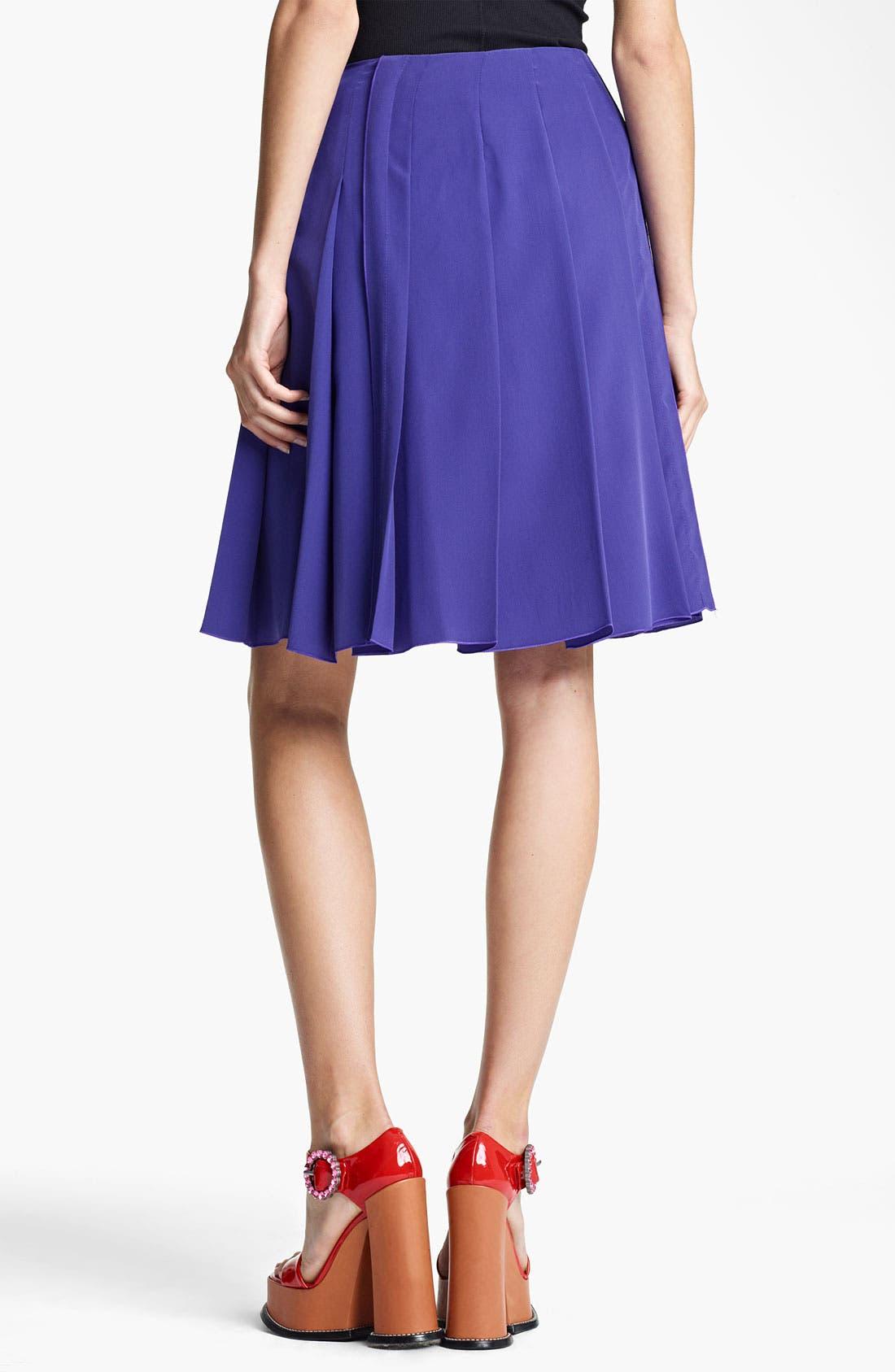 Alternate Image 2  - MARC JACOBS Pleated Skirt