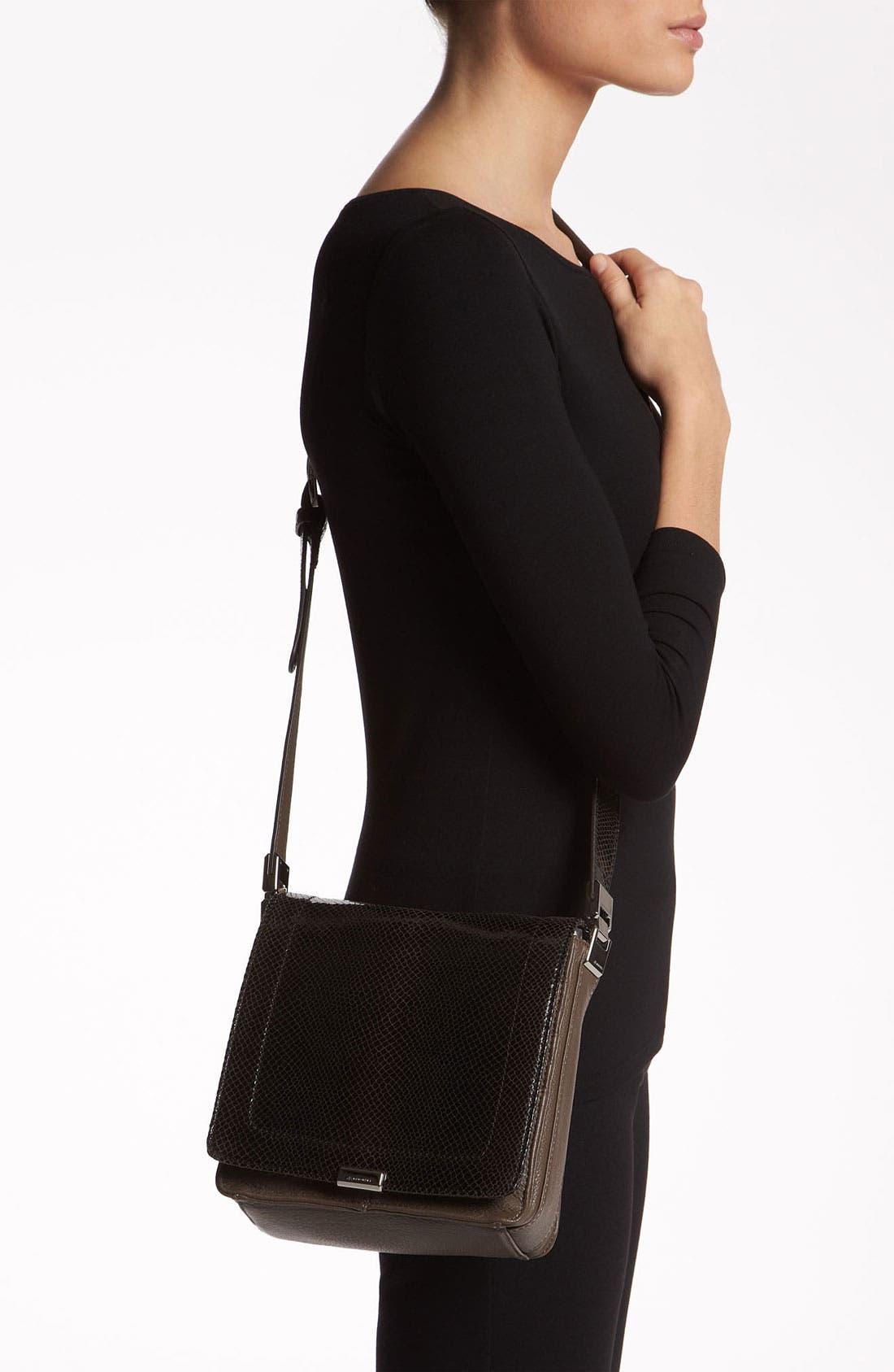 Alternate Image 2  - B. Makowsky 'Harper' Crossbody Bag