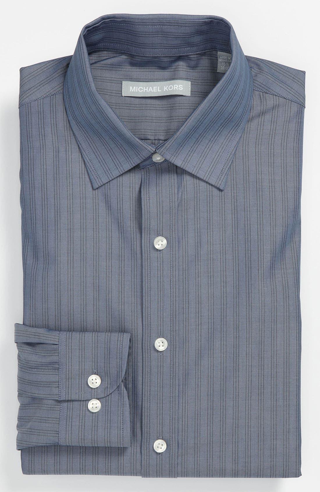 Alternate Image 1 Selected - Michael Kors Regular Fit Non-Iron Dress Shirt