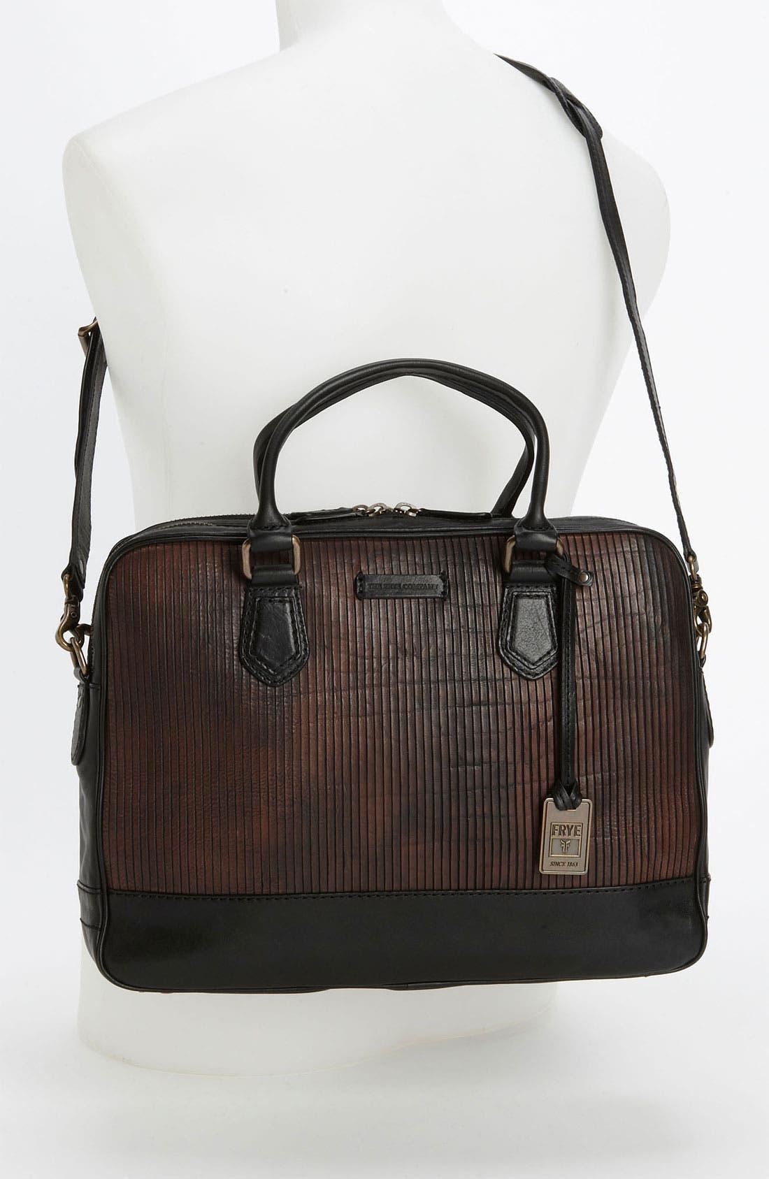 Alternate Image 4  - Frye 'James' Leather Business Case