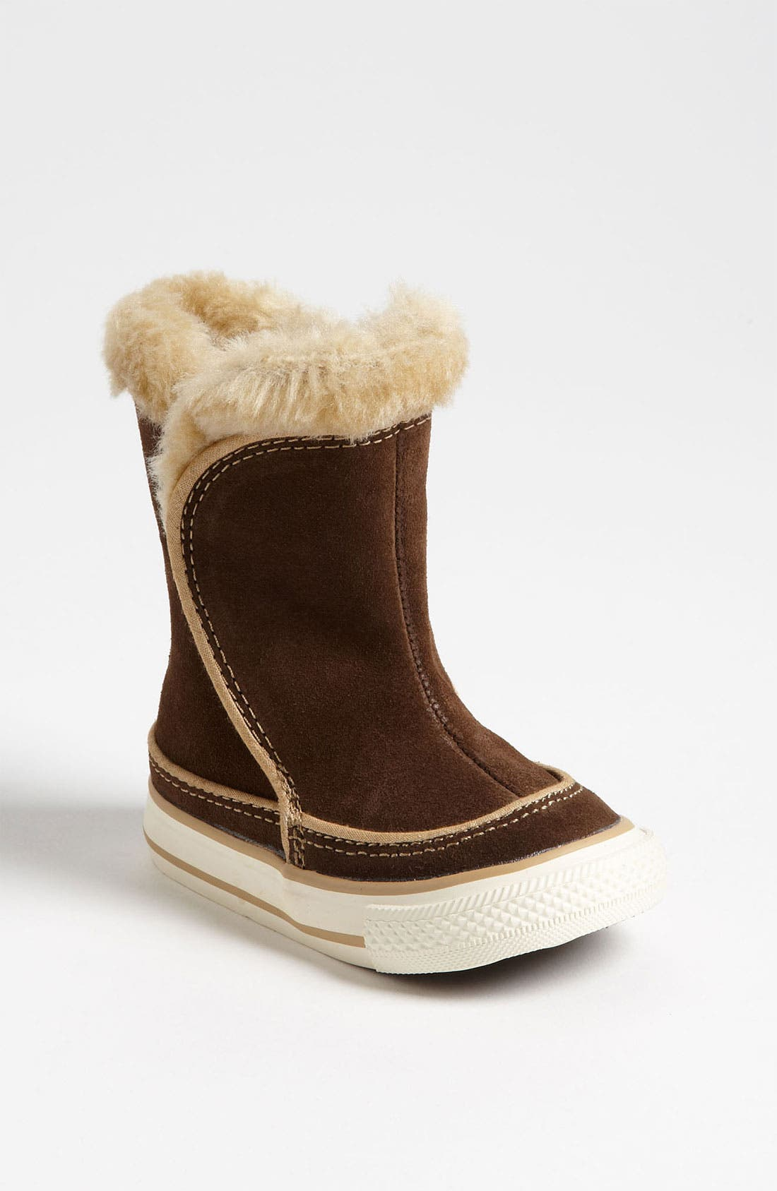 Alternate Image 1 Selected - Converse 'Beverly' Boot (Baby, Walker & Toddler)
