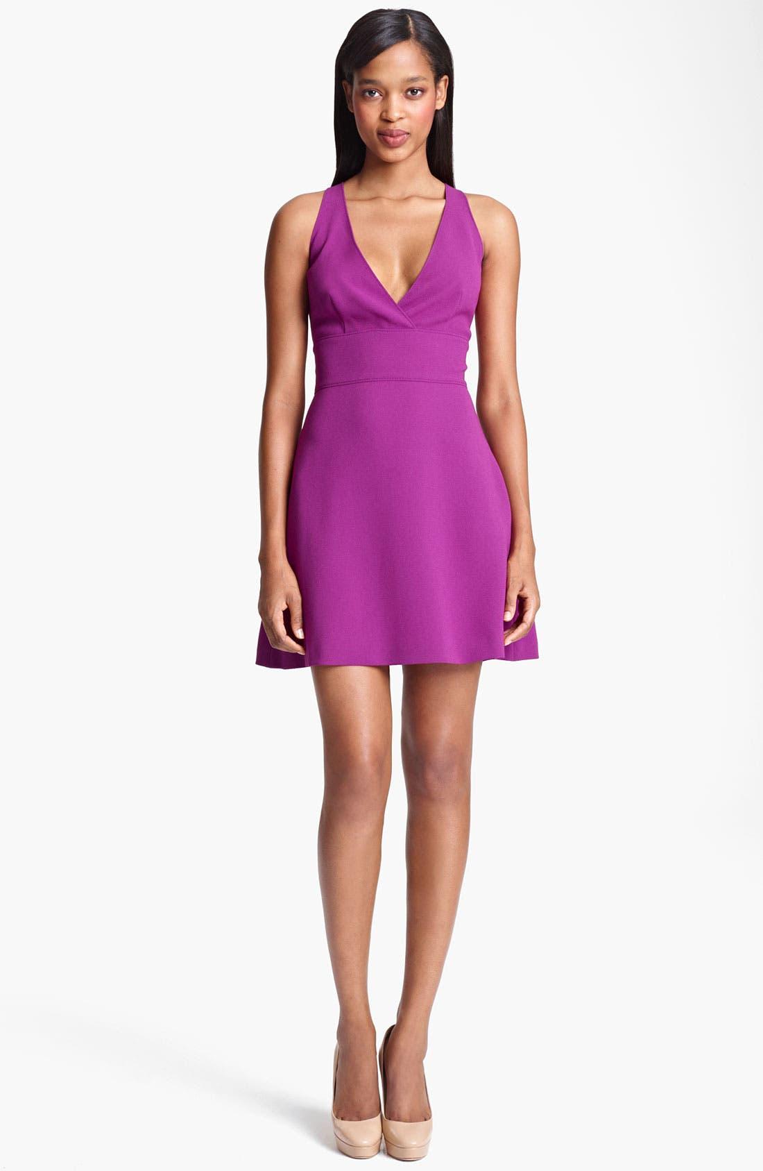 Main Image - Moschino Cheap & Chic Sleeveless Crepe Dress