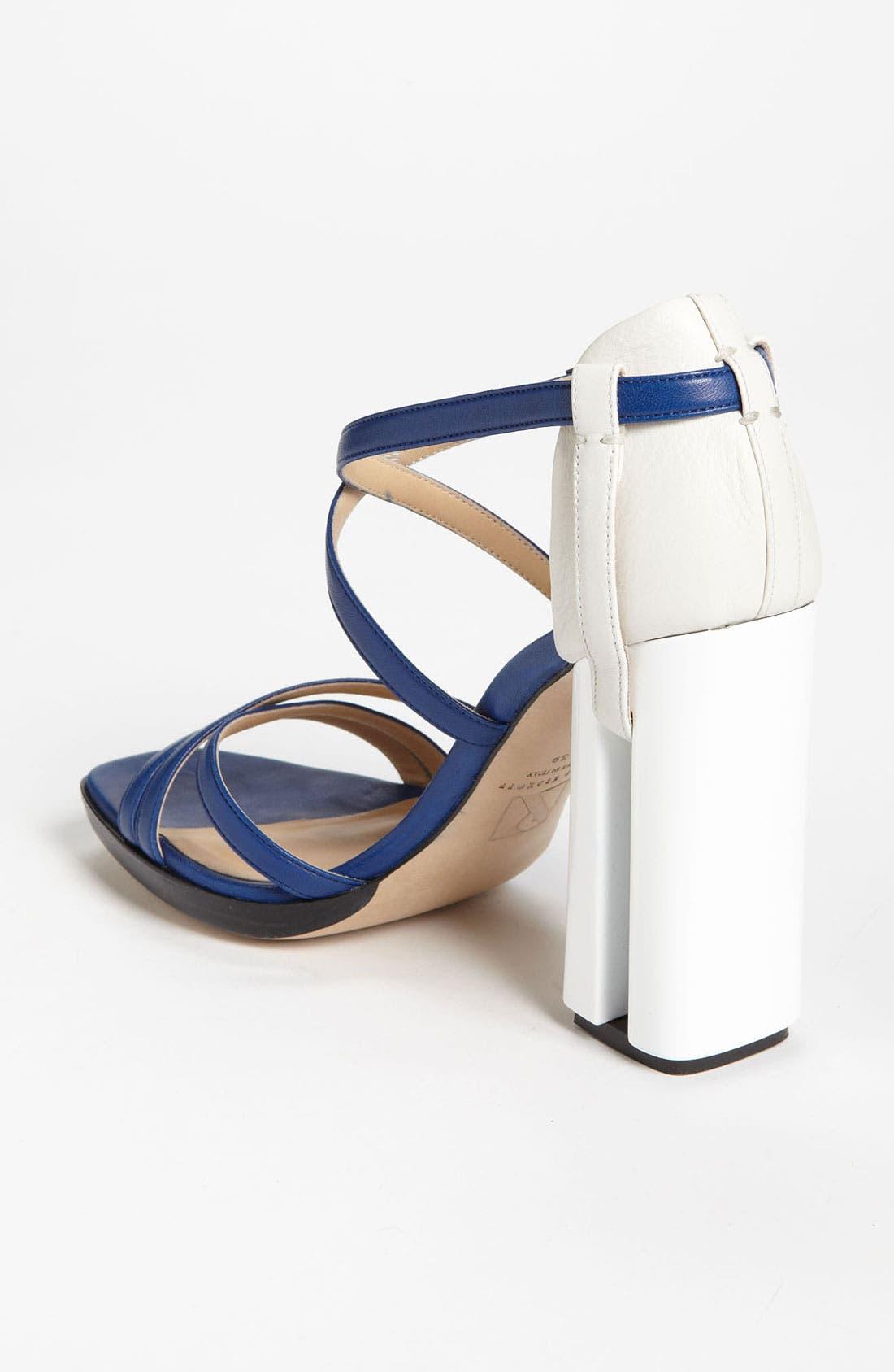 Alternate Image 2  - Reed Krakoff Cutout Heel Sandal