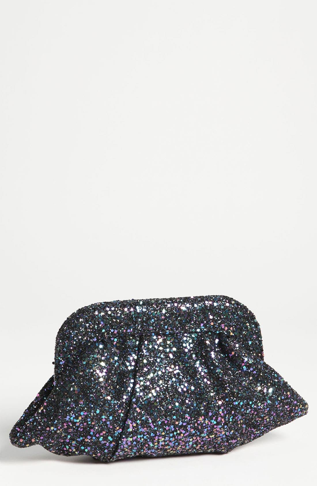 Main Image - Lauren Merkin 'Lucy' Glitter Encrusted Clutch