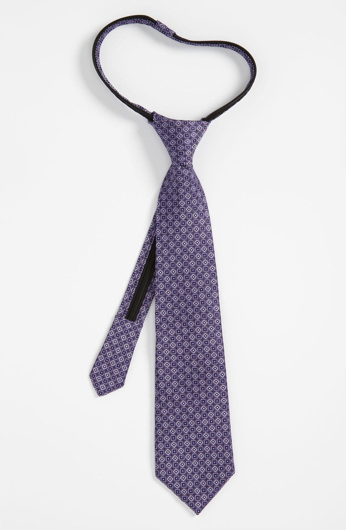 Main Image - Nordstrom Zipper Tie (Little Boys)