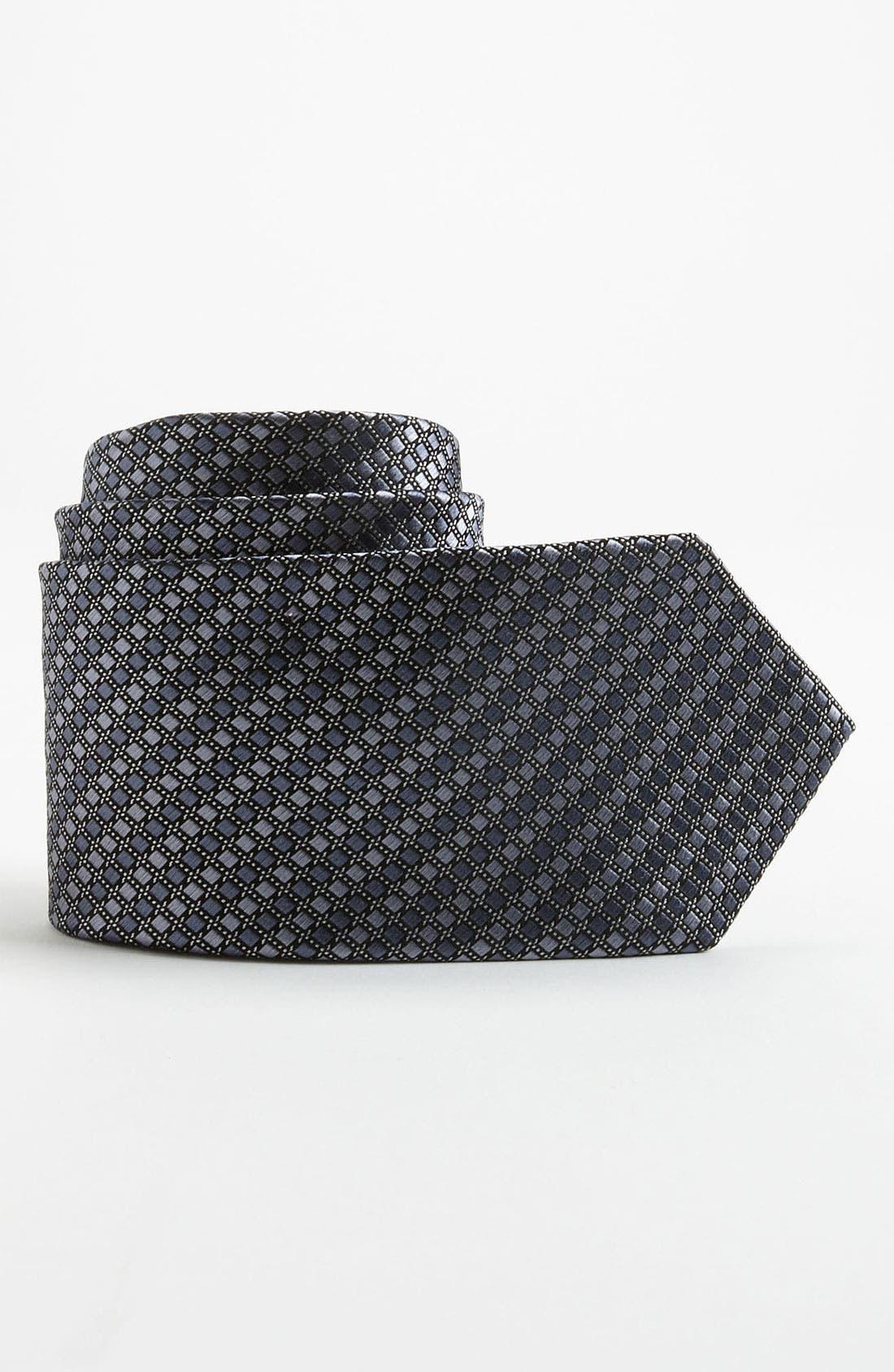 Alternate Image 1 Selected - Joseph Abboud Woven Silk Tie (Big Boys)