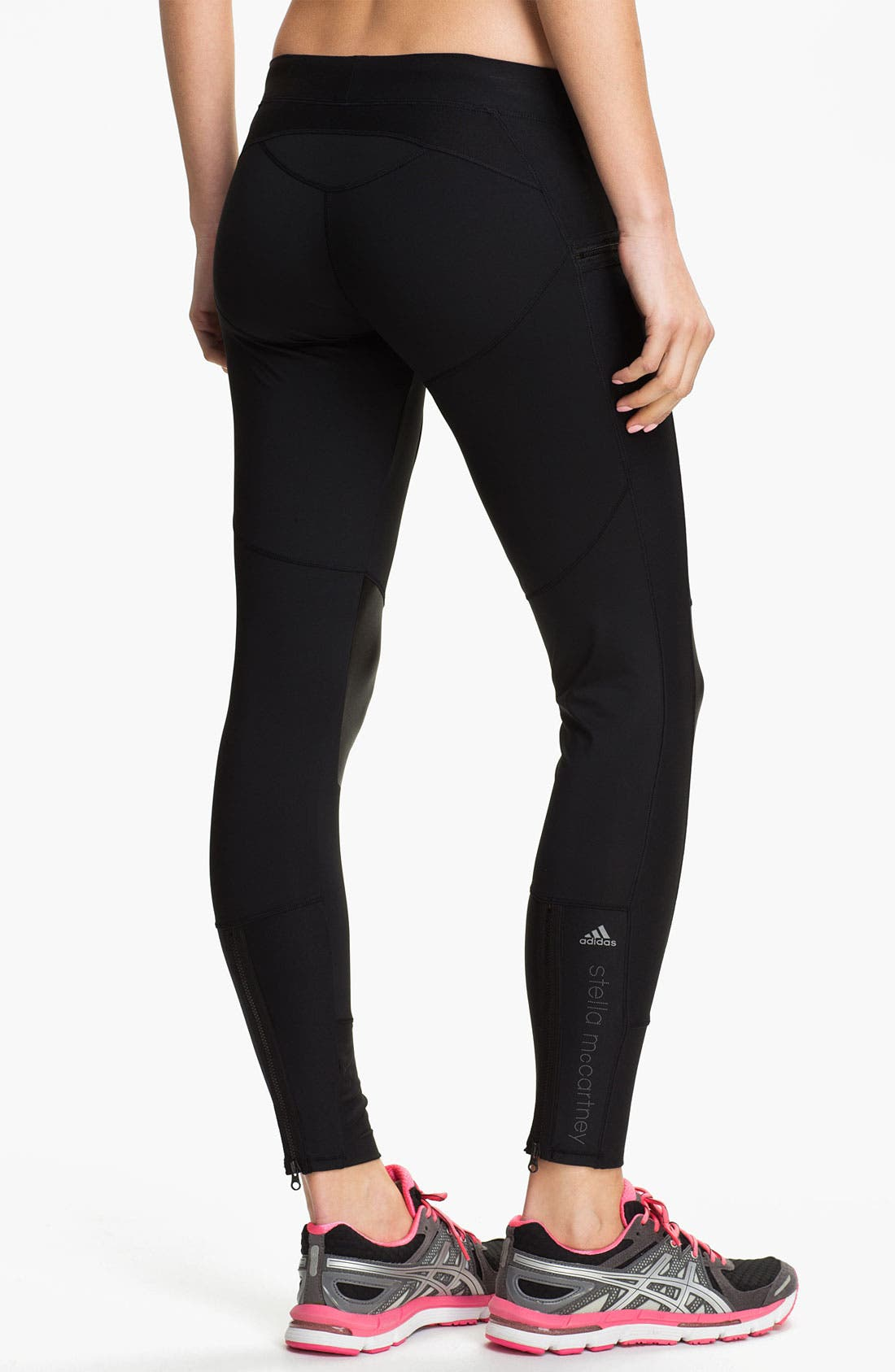 Alternate Image 2  - adidas by Stella McCartney 'Run' 7/8 Tights