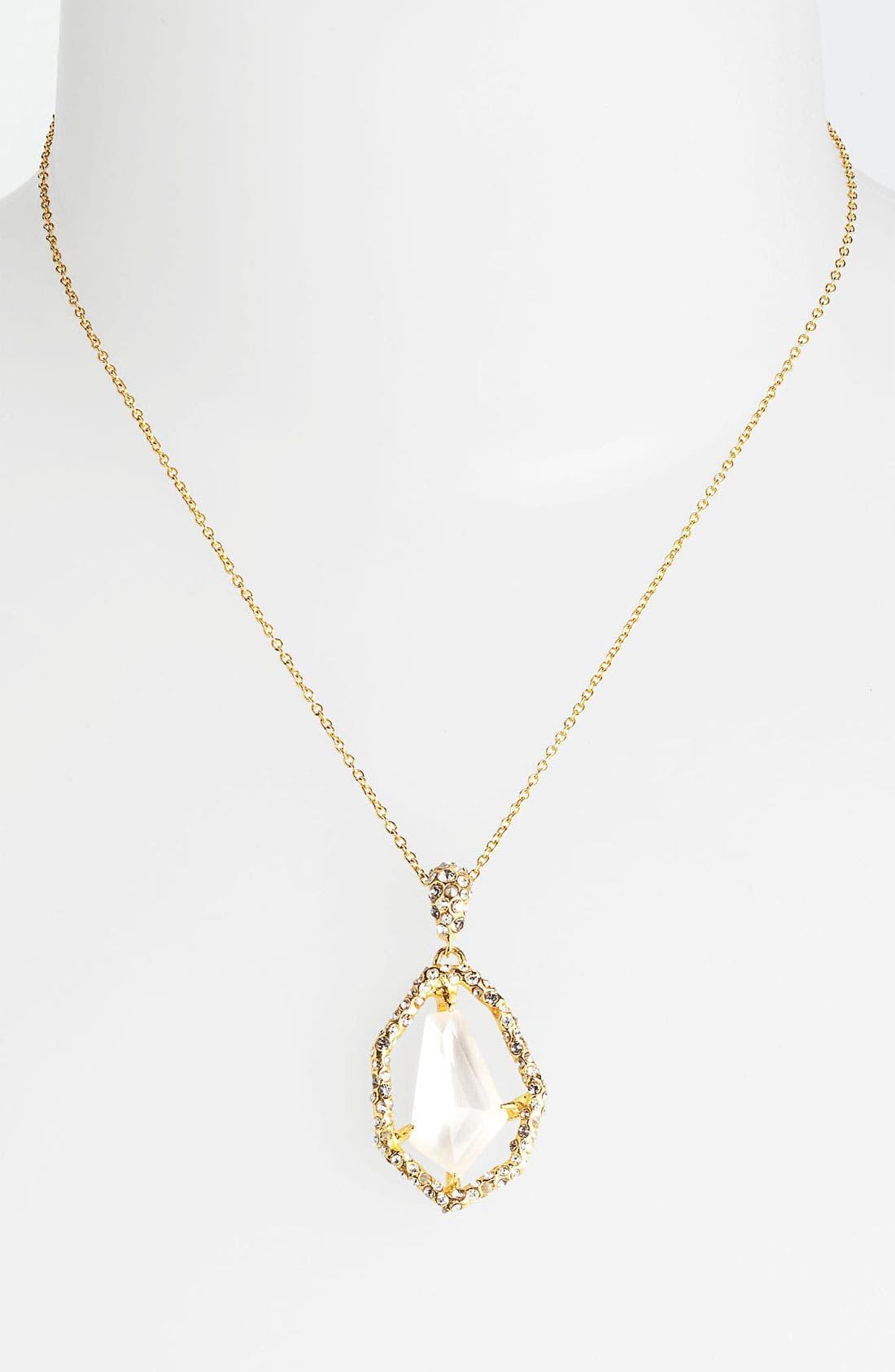 Alternate Image 1 Selected - Alexis Bittar 'Miss Havisham - Bel Air' Pendant Necklace