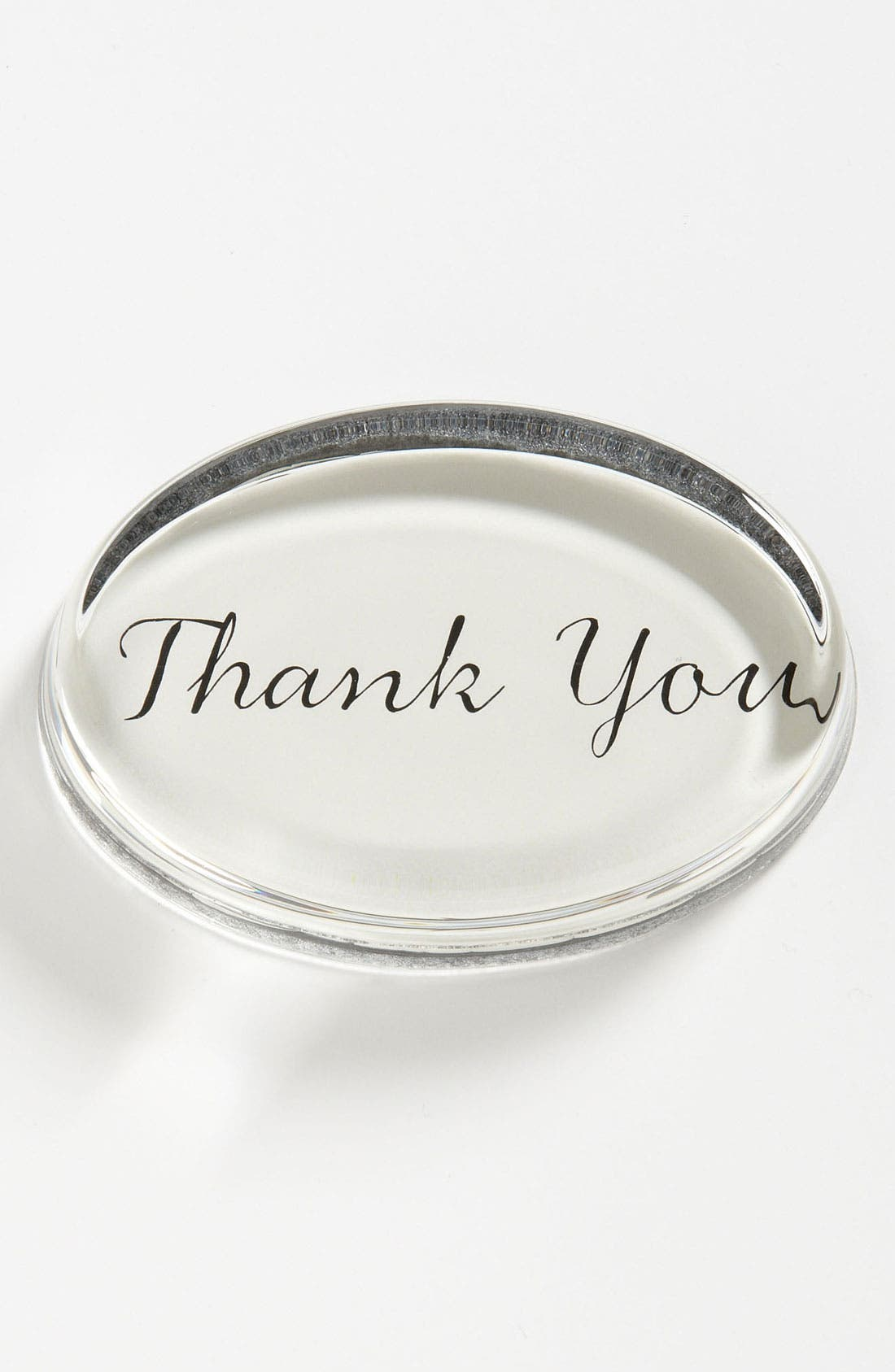 Alternate Image 1 Selected - Ben's Garden 'Thank You' Paperweight