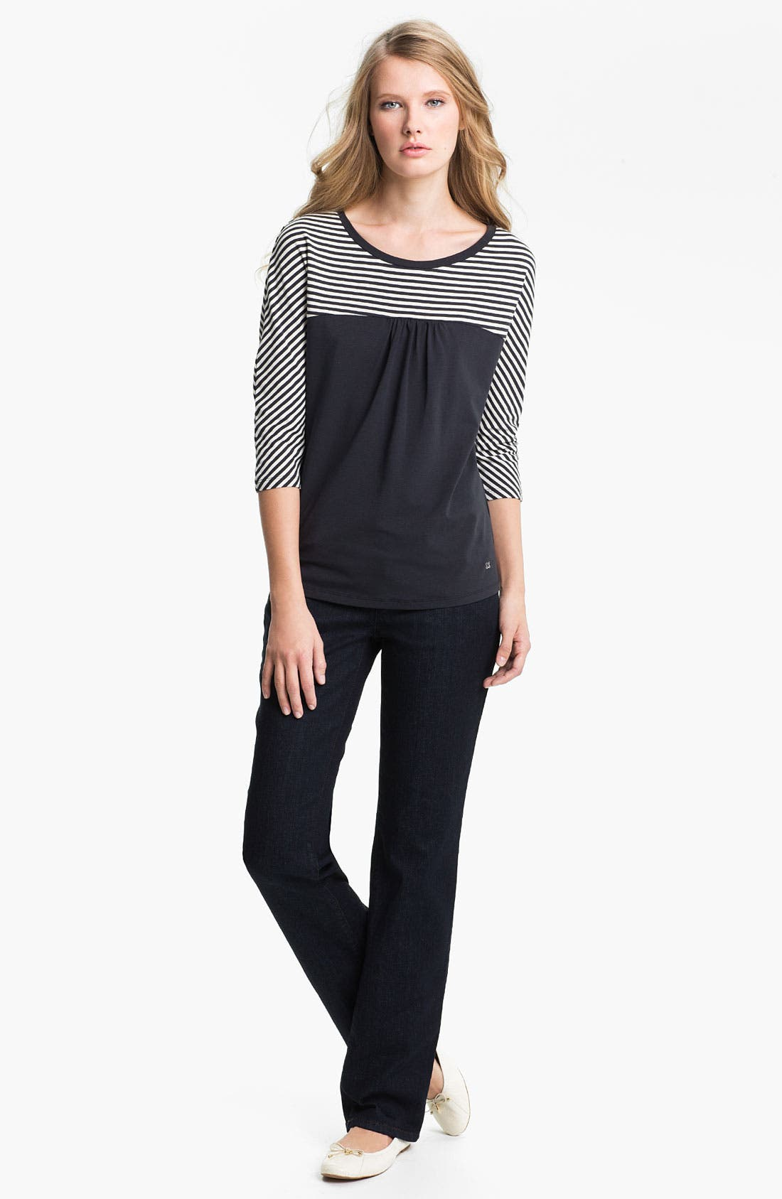 Alternate Image 4  - Weekend Max Mara 'Ural' Colorblock Top