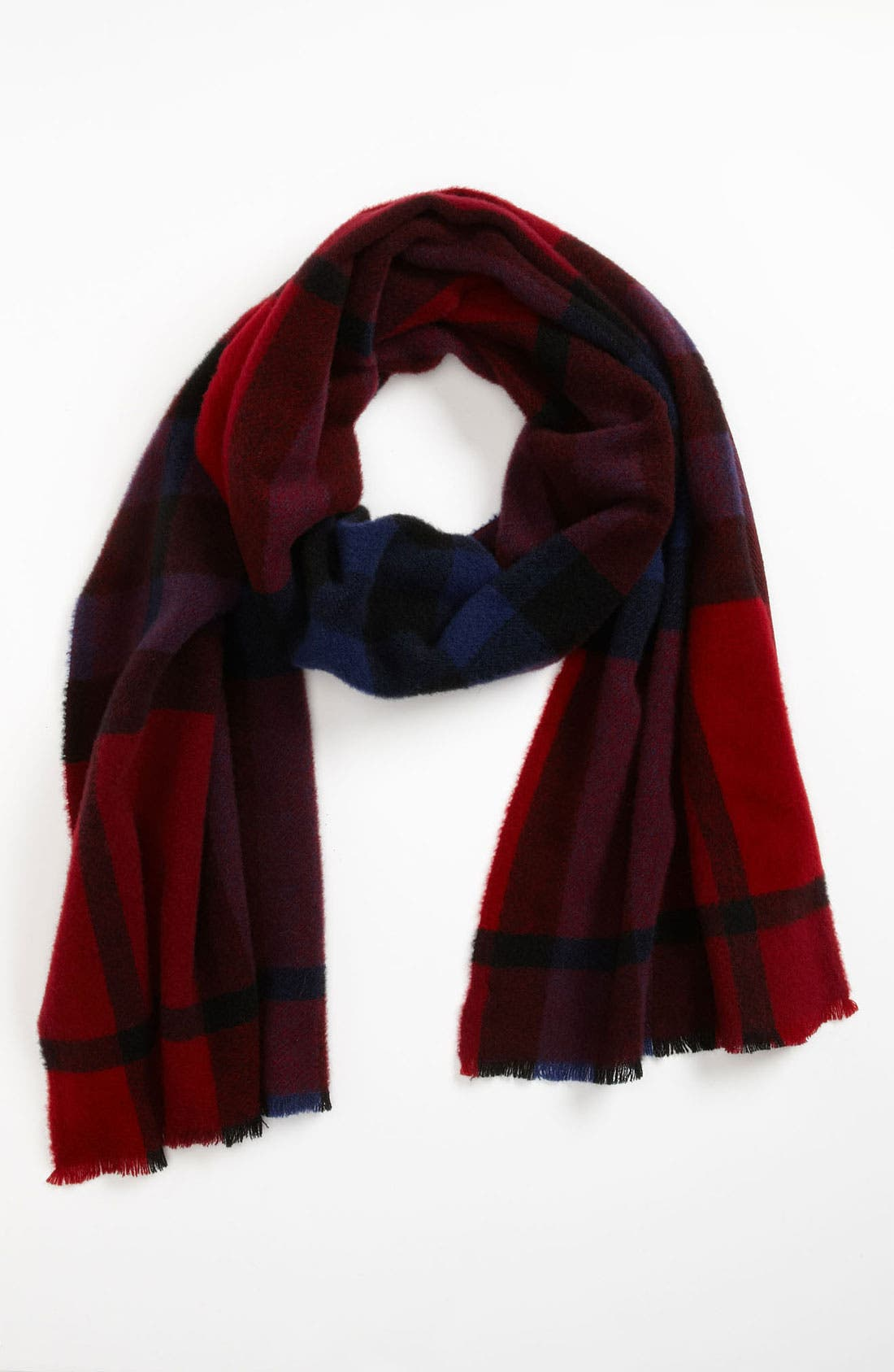 Main Image - Burberry Wool Scarf