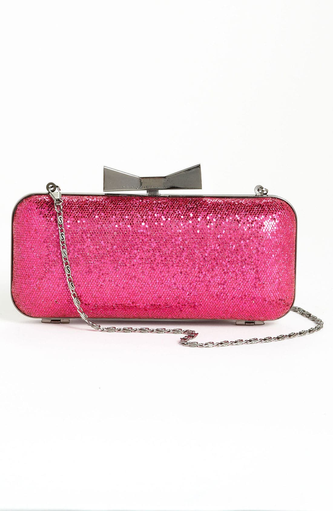 Alternate Image 4  - Natasha Couture 'Glitter' Clutch