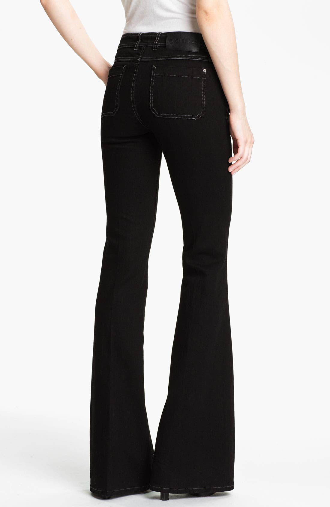 Alternate Image 2  - Rachel Zoe 'Rachel' Flare Leg Jeans (Long)
