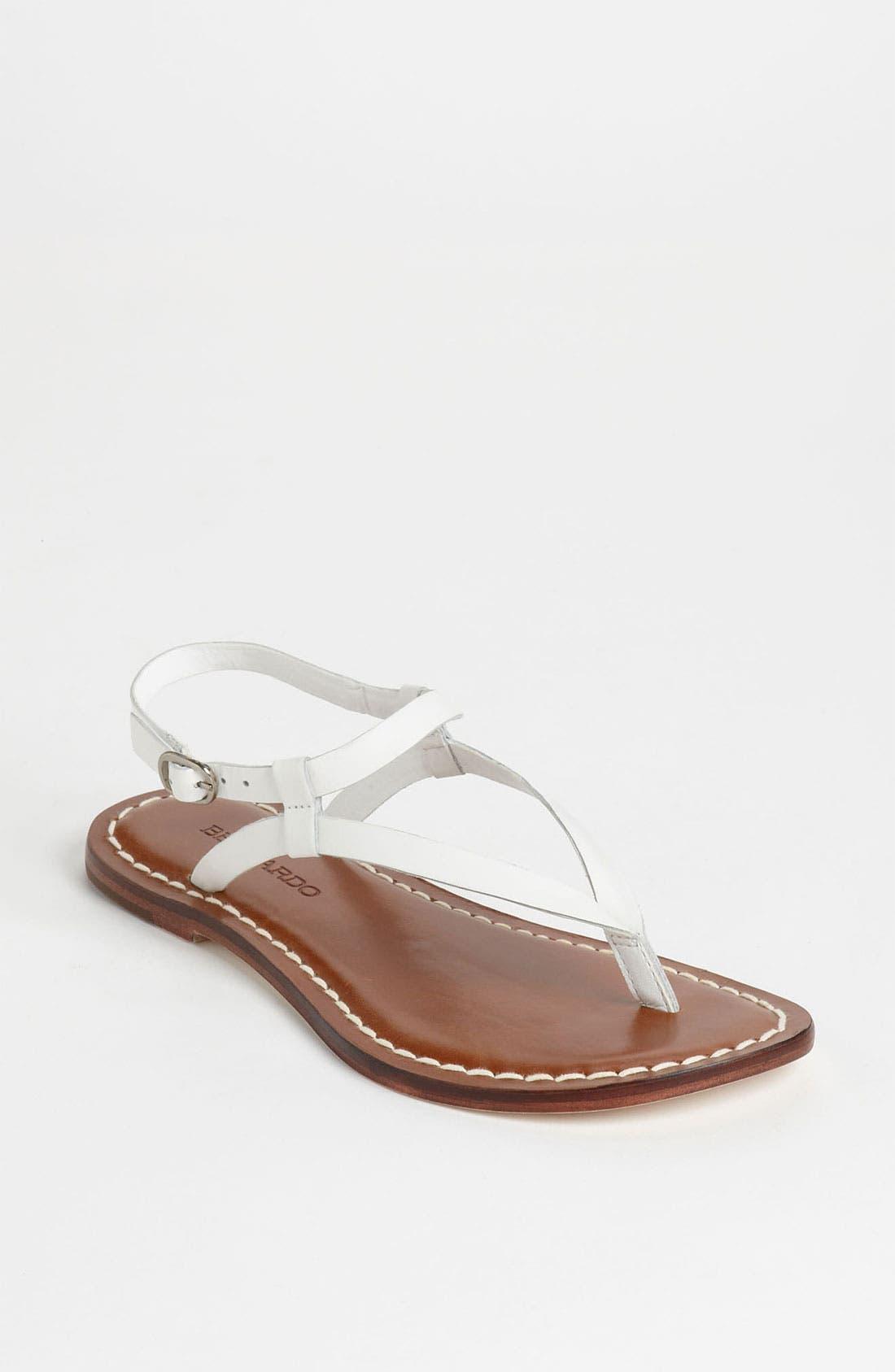 Alternate Image 1 Selected - Bernardo Footwear Merit Sandal