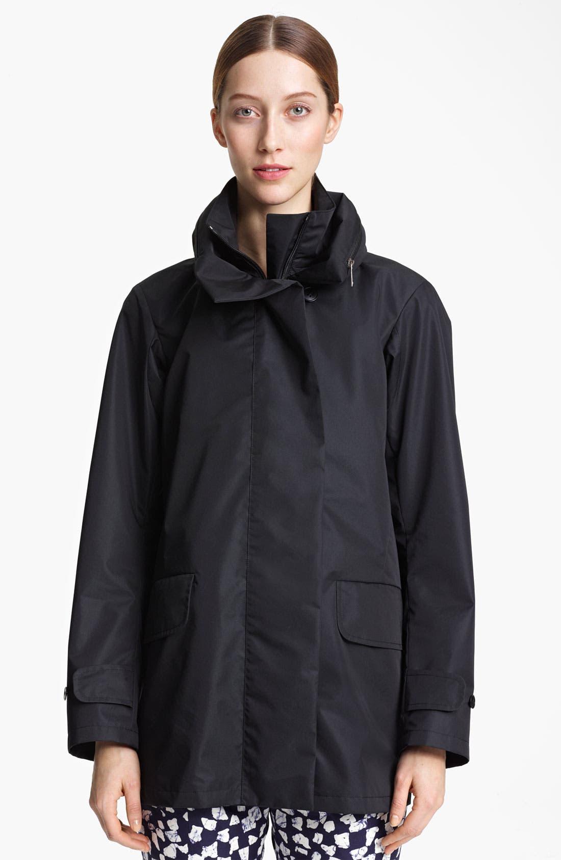 Alternate Image 1 Selected - Jil Sander Hooded Coat