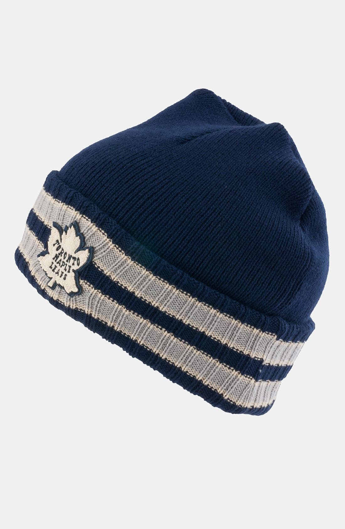 Alternate Image 1 Selected - American Needle 'Toronto Maple Leafs - Slash' Knit Hat