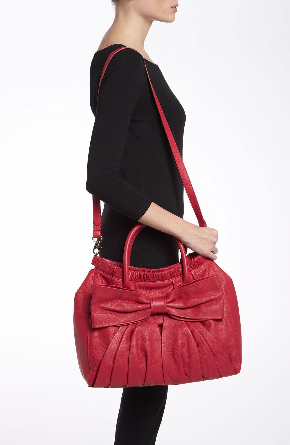 Alternate Image 2  - RED Valentino 'Bow' Top Handle Bag